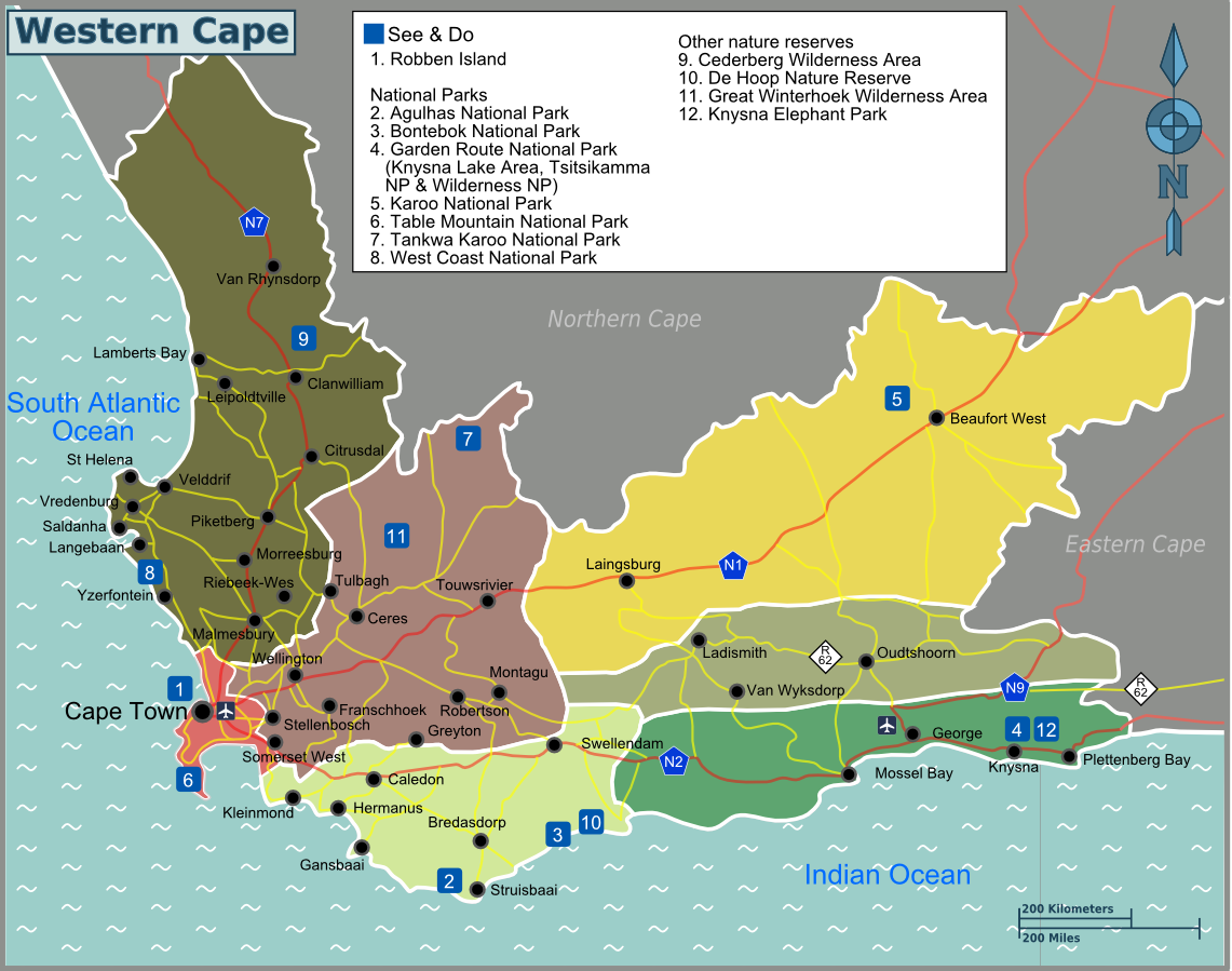 Cape Peninsula Tour Itinerary