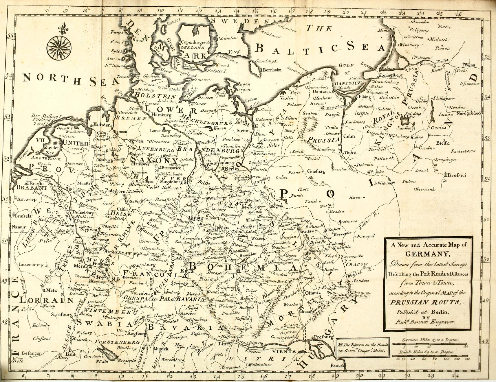 Map Of Germany Jpg.File Map Of Germany Published 1763 Jpg Wikimedia Commons