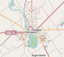 Potsdam Ny Map Potsdam (village), New York   Wikipedia Potsdam Ny Map