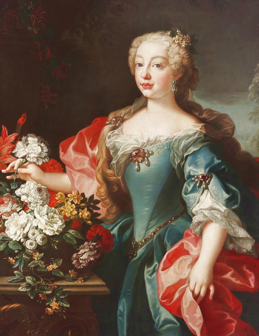 Mariana Victoria de Borbón y Farnesio, Reina consorte de Portugal.jpg