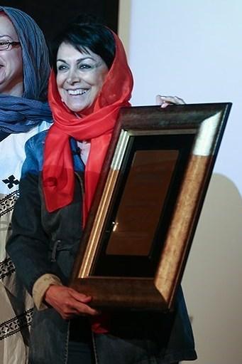 Image of Maryam Zandi from Wikidata