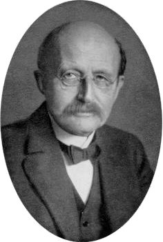 Profesor Max Karl Ernst Ludwig Planck