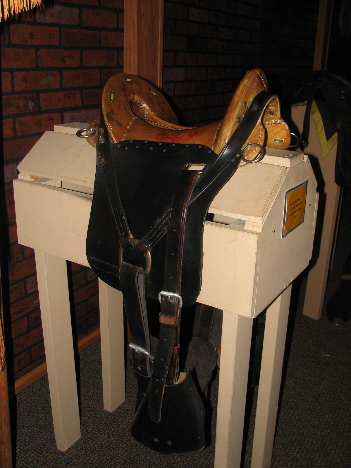 McClellan saddle - Wikipedia