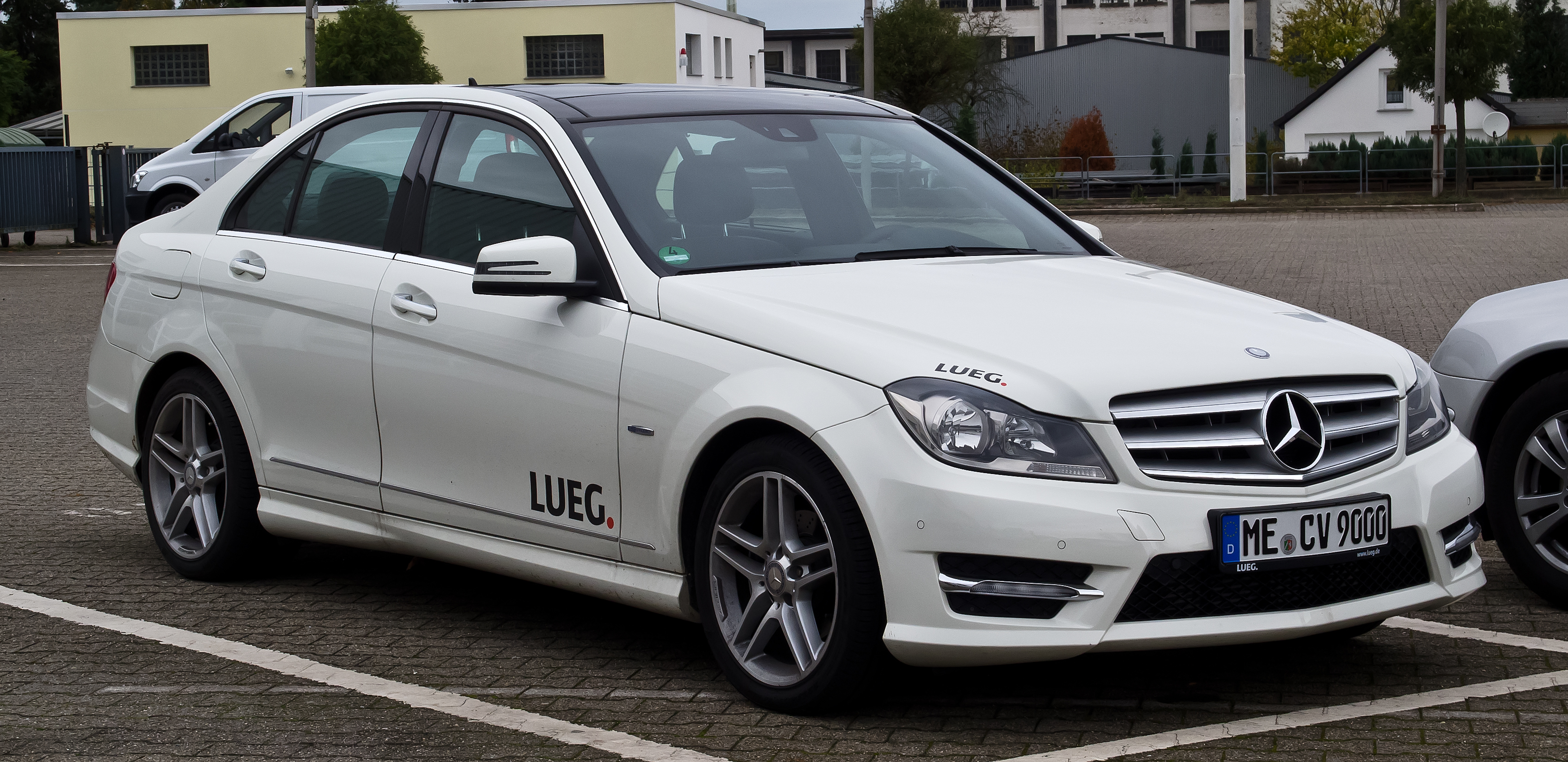 Mercedes C Cdi Blueefficiency Amg Sport