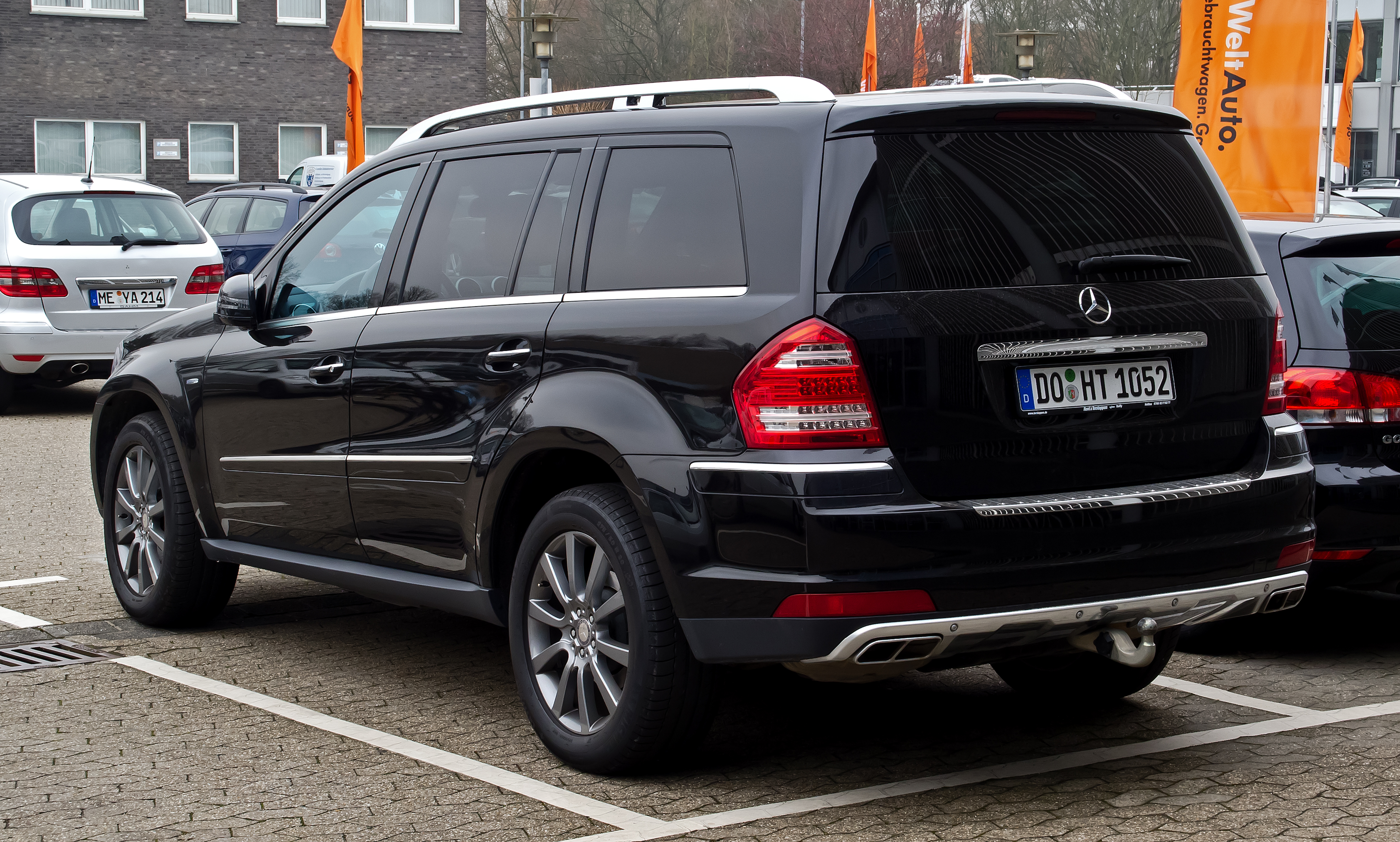 File Mercedes Benz Gl 350 Cdi 4matic Blueefficiency Grand