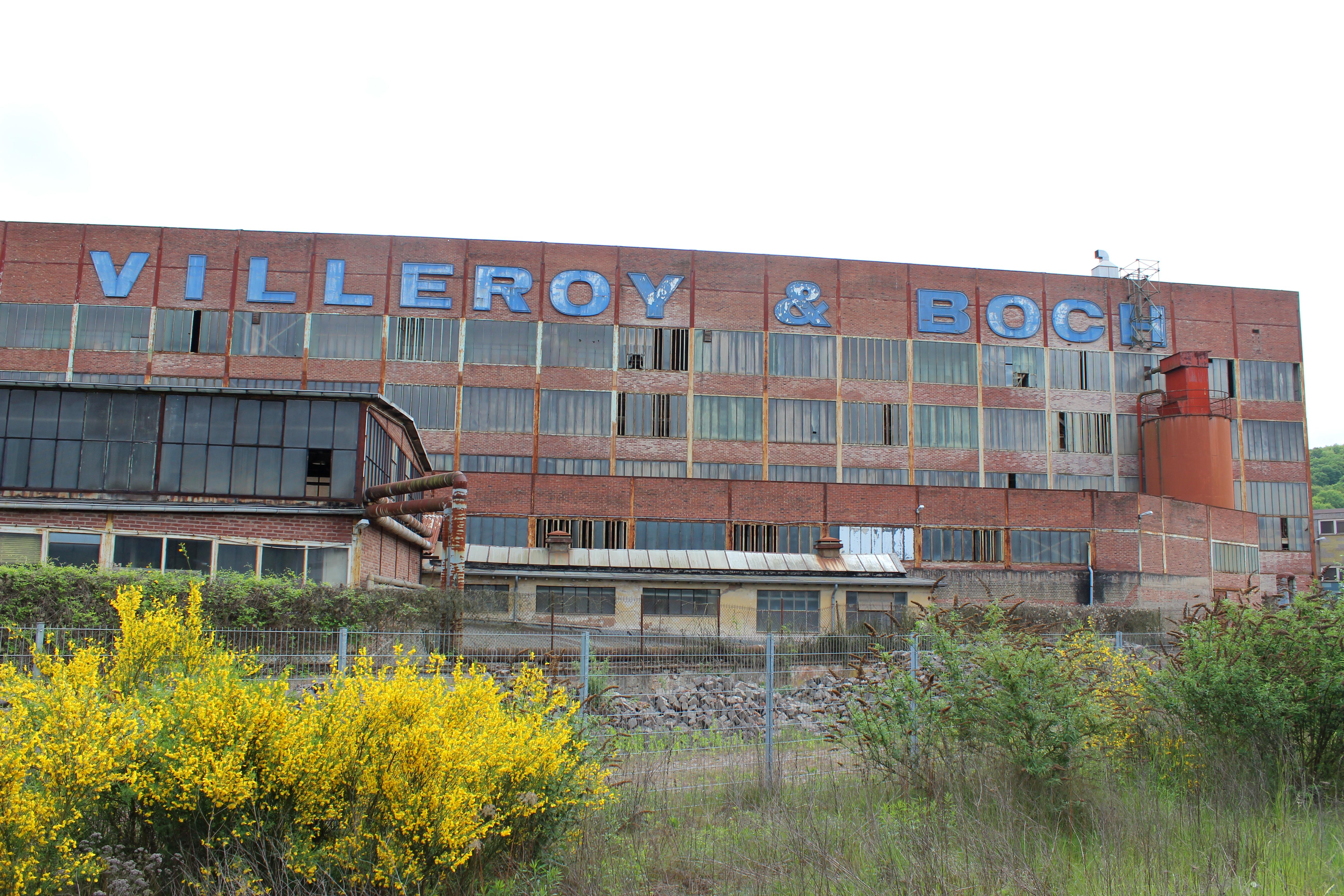 Villeroy Und Boch Mettlach file mettlach villeroy boch fabrikgebäude bahnhof 01 jpg