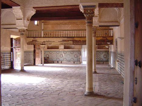 File Mexuar Alhambra De Granada Jpg Wikimedia Commons