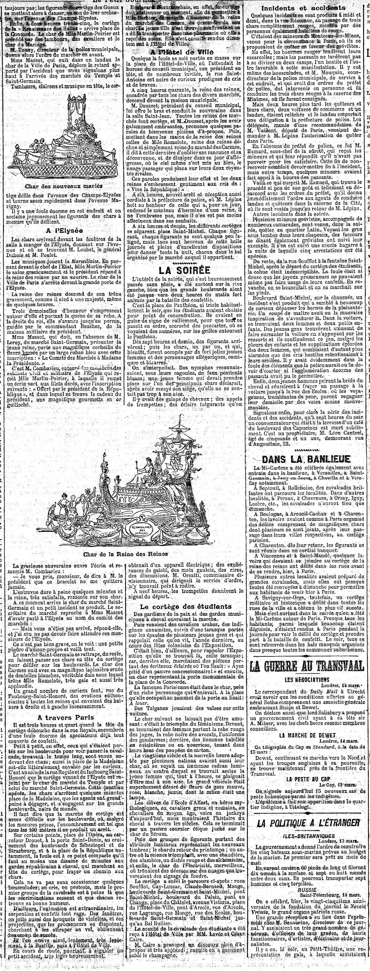 file mi car me 1901 le petit journal partie 3 sur 3 de. Black Bedroom Furniture Sets. Home Design Ideas