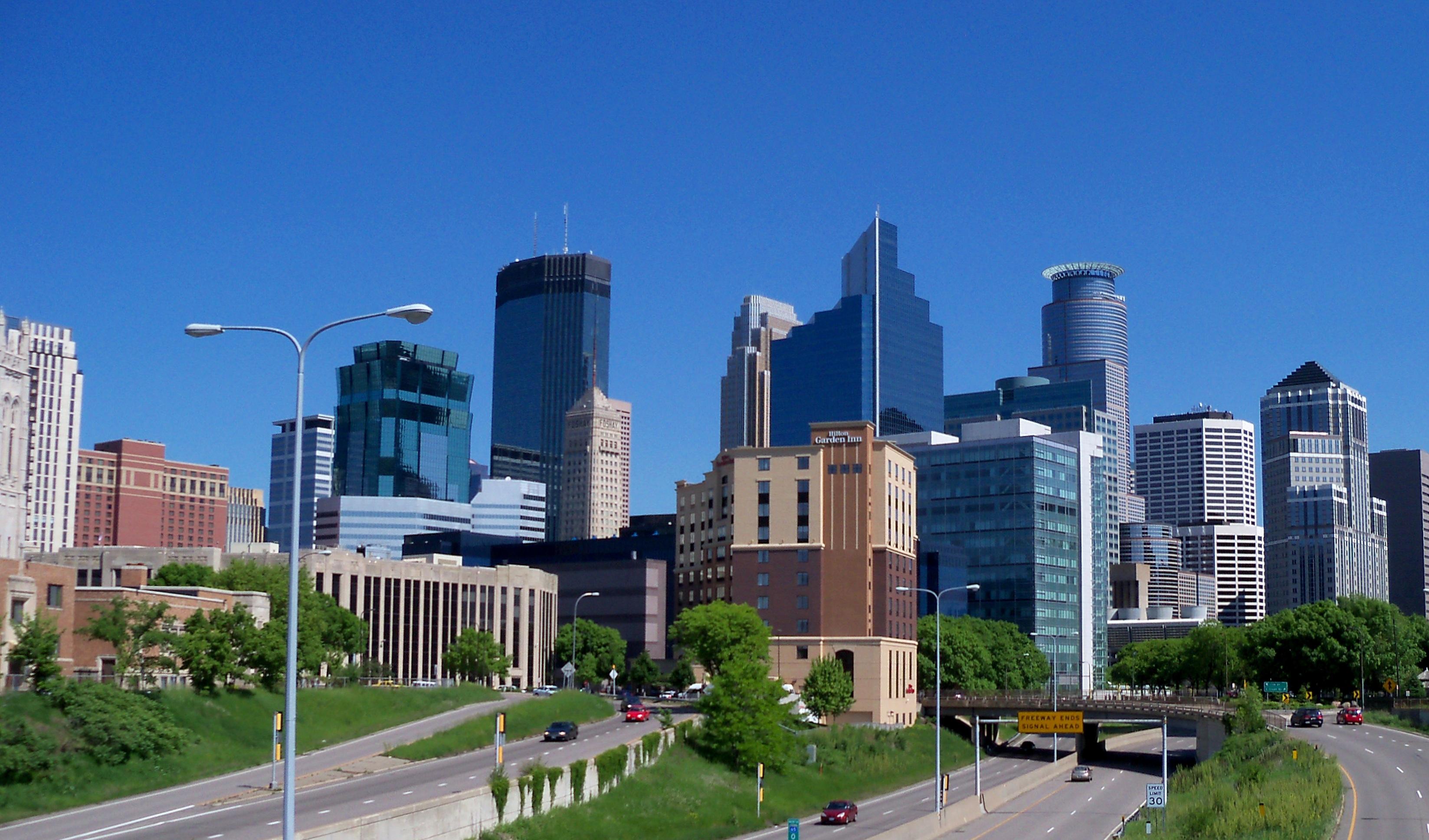File Minneapolis Skyline 51 Jpg Wikimedia Commons