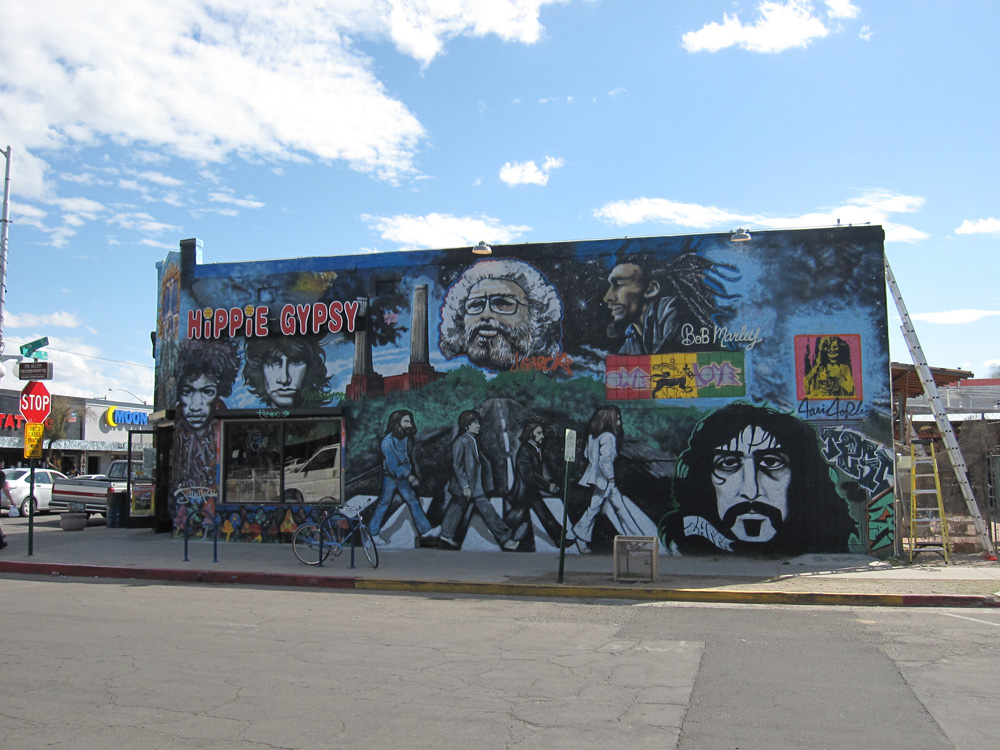 File murals fourth avenue tucson 5620719721 jpg for Bob marley mural san francisco