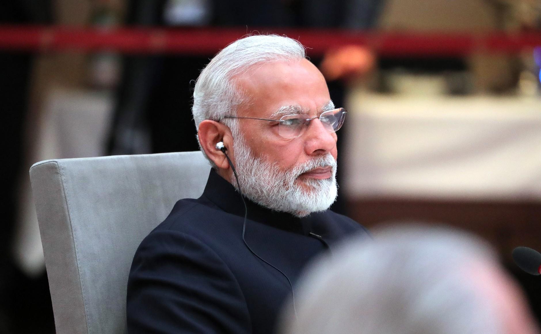 राजीव गांधी का जिक्र कर मोदी का कांग्रेस पर बड़ा हमला, बोले- INS विराट को बना दिया था प्राइवेट टैक्सी: