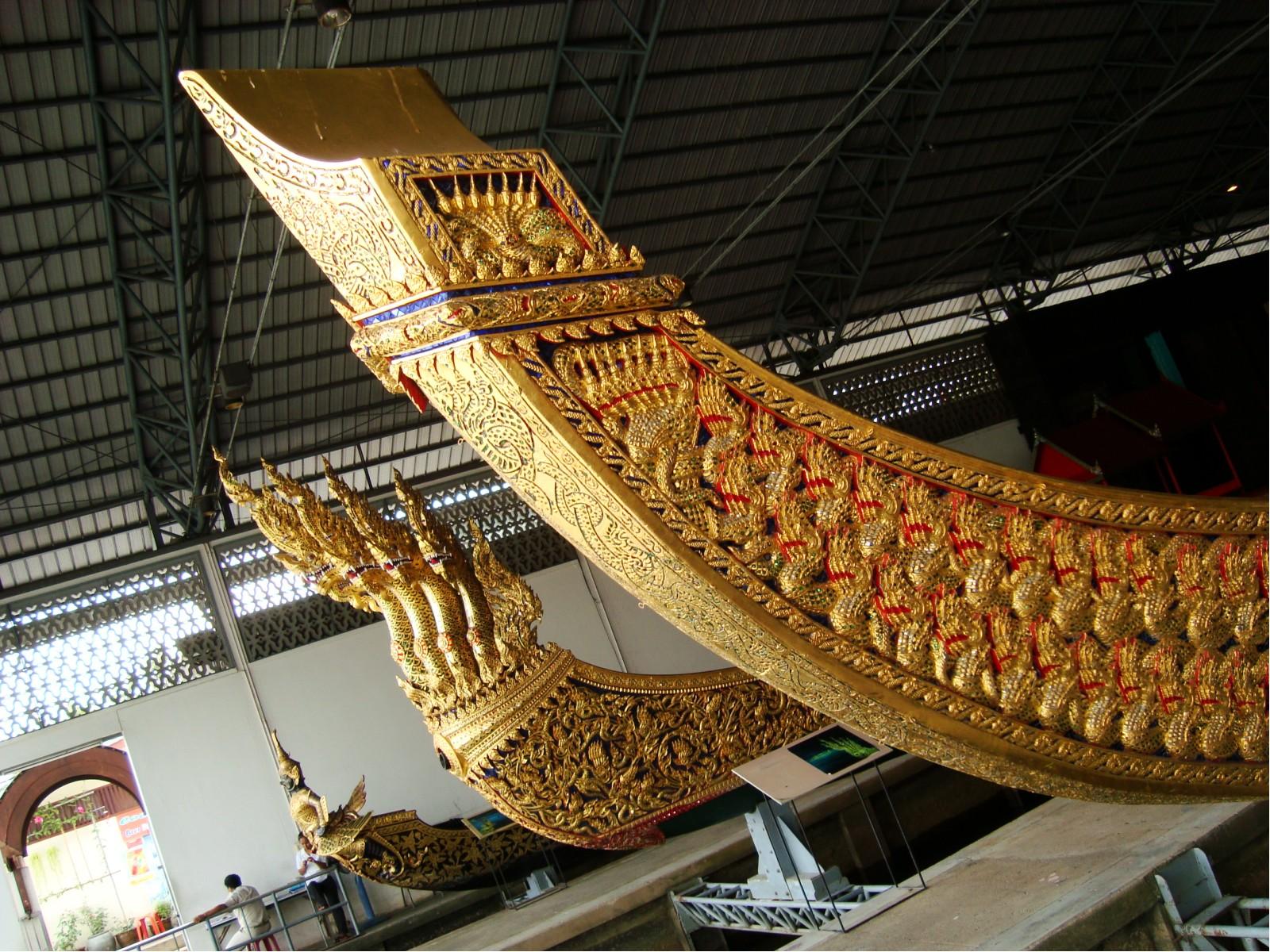 File:National Museum of Royal Barges in Bangkok Noi District, Bangkok, Thaila...