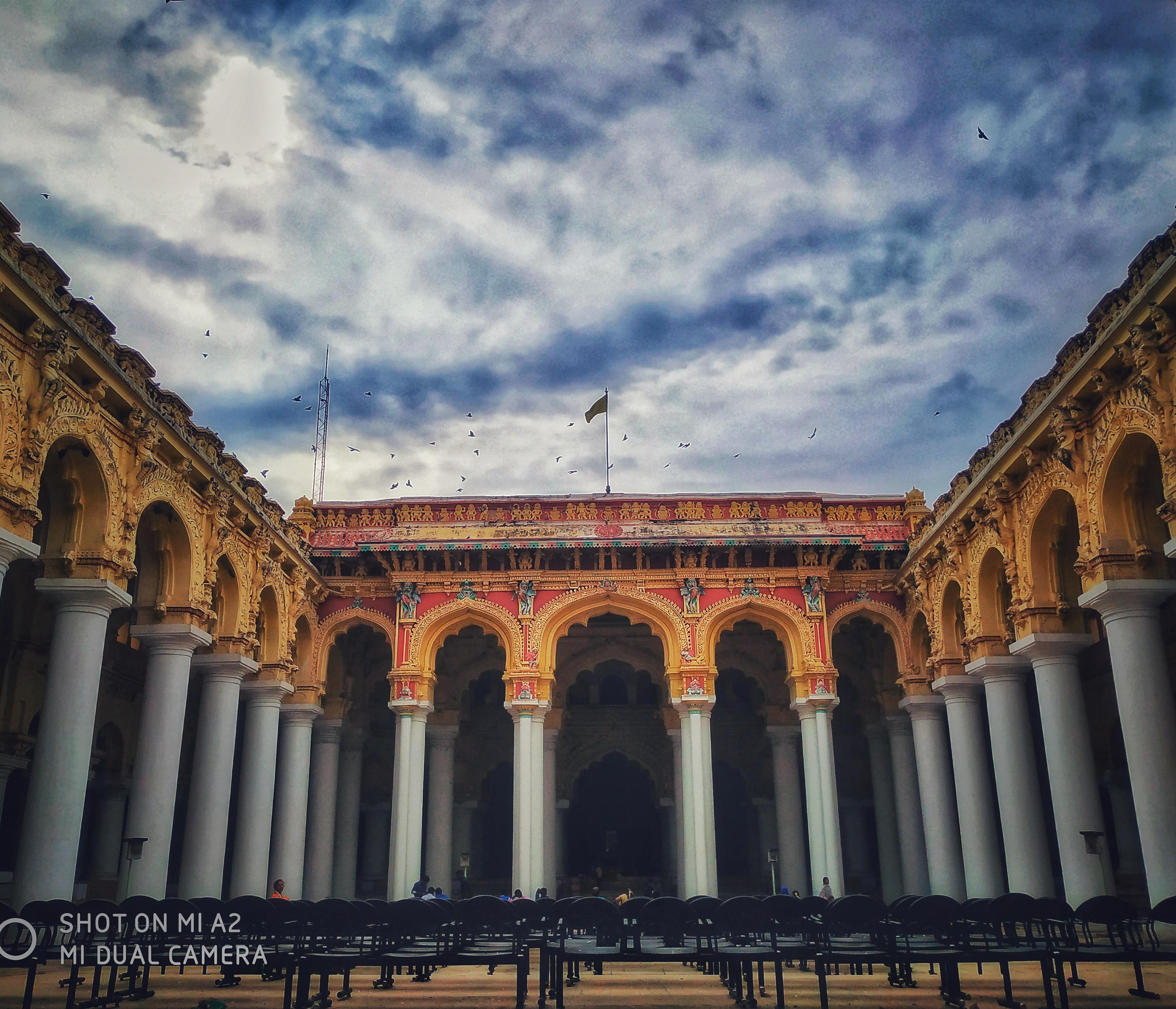 Thirumalai Nayakkar Mahal - Wikipedia