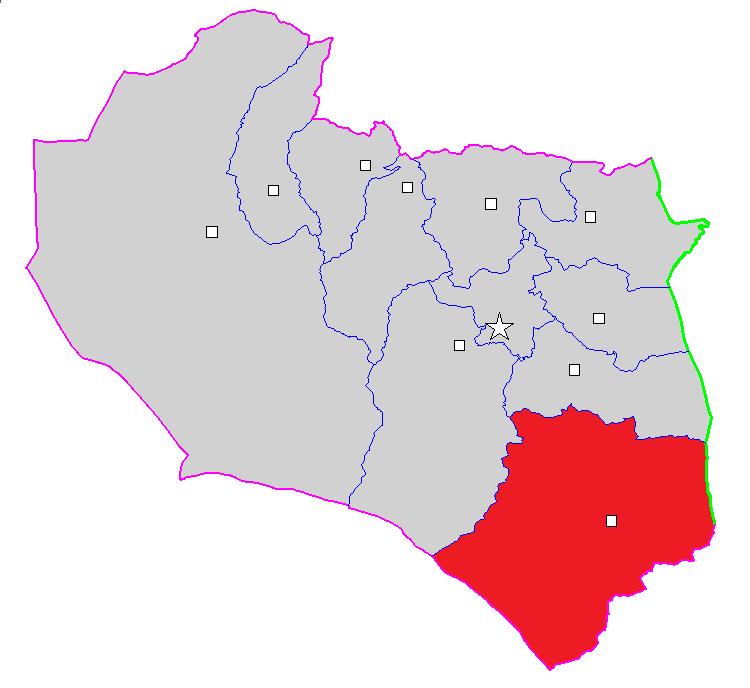شهرستان نهبندان