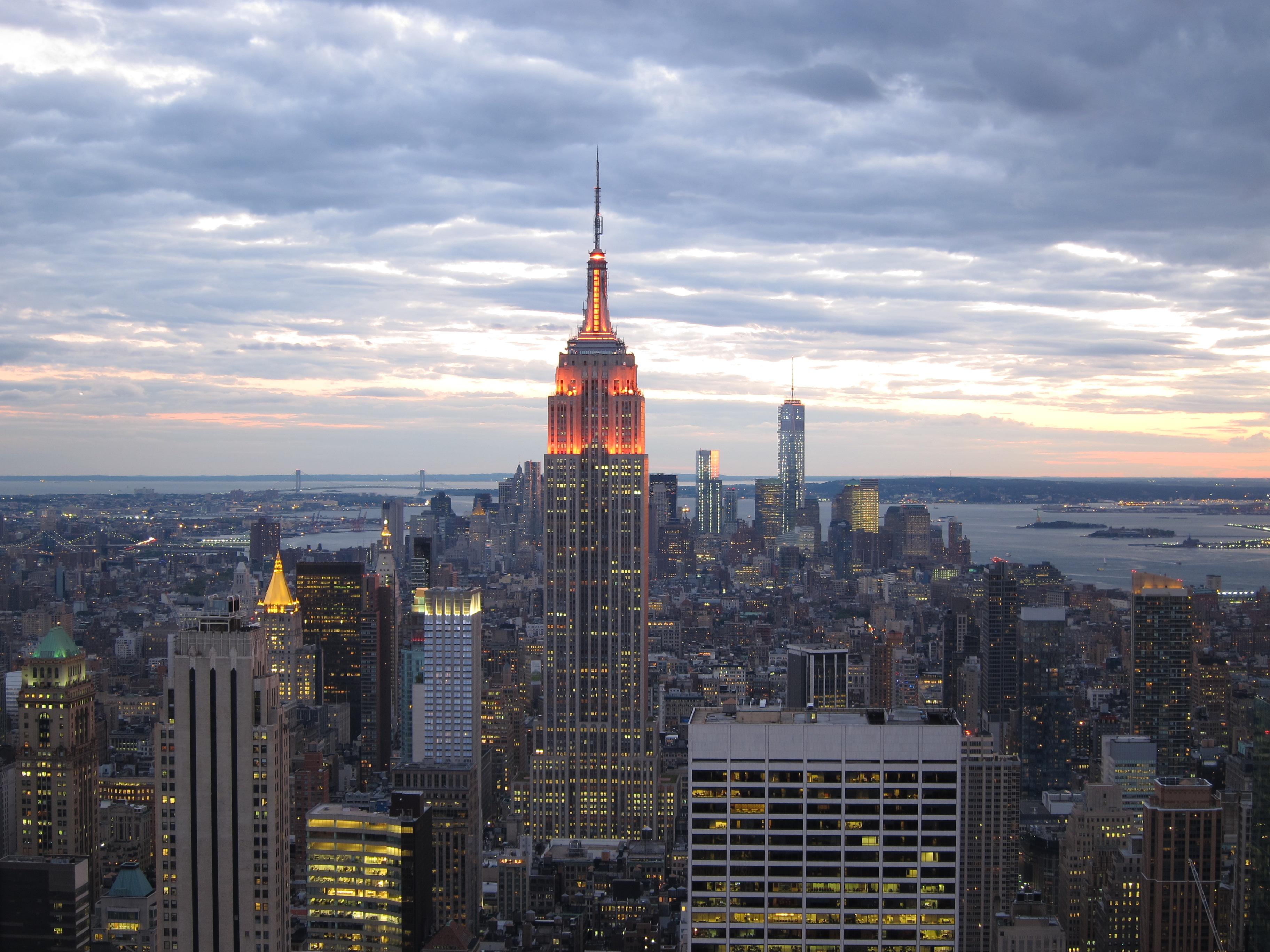 Elefantito viajero nueva york por partes ii flatiron building empire state y rockefeller center - Oficina de turismo nueva york ...
