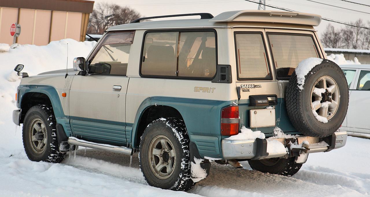 Nissan Safari Spirit 006.