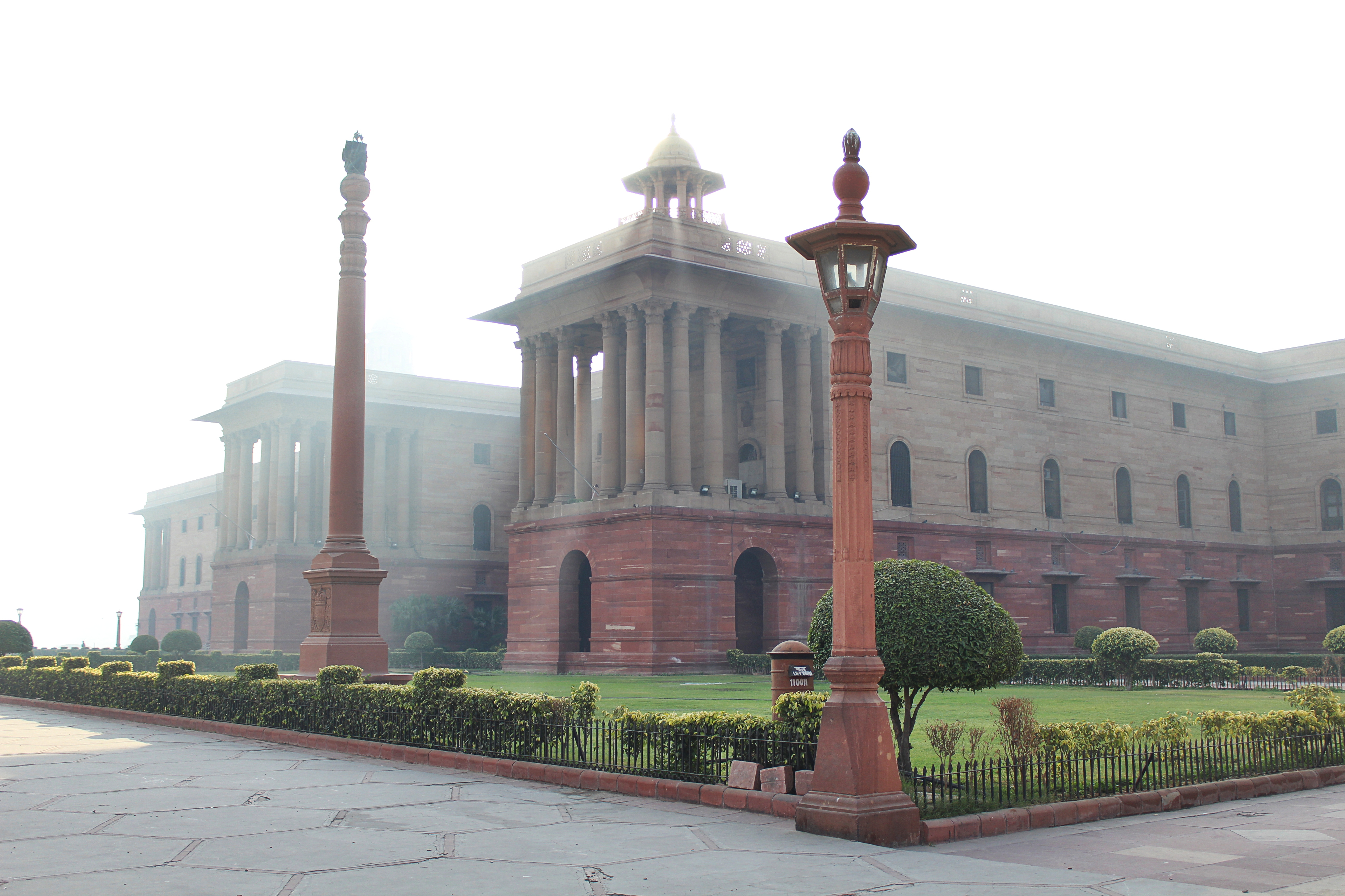 File:North Block, Secretariat Building, New Delhi - 1 jpg