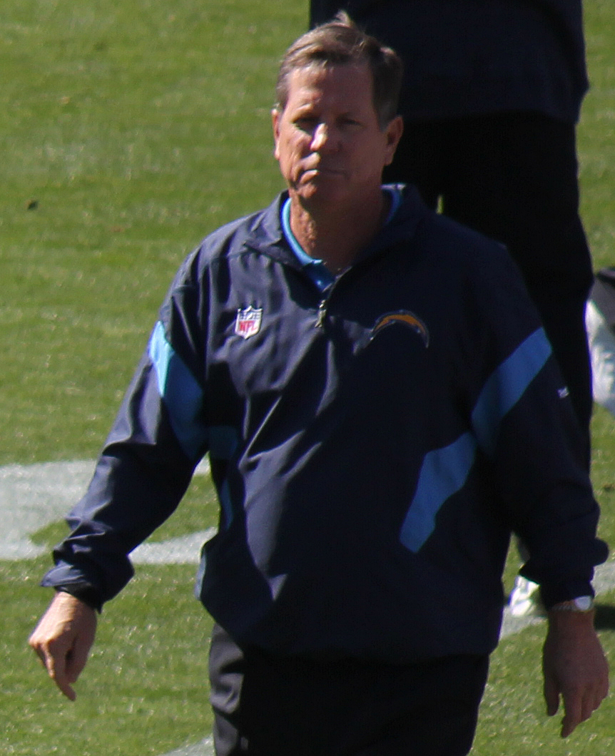 San Diego Chargers Head Coaches: Norv Turner
