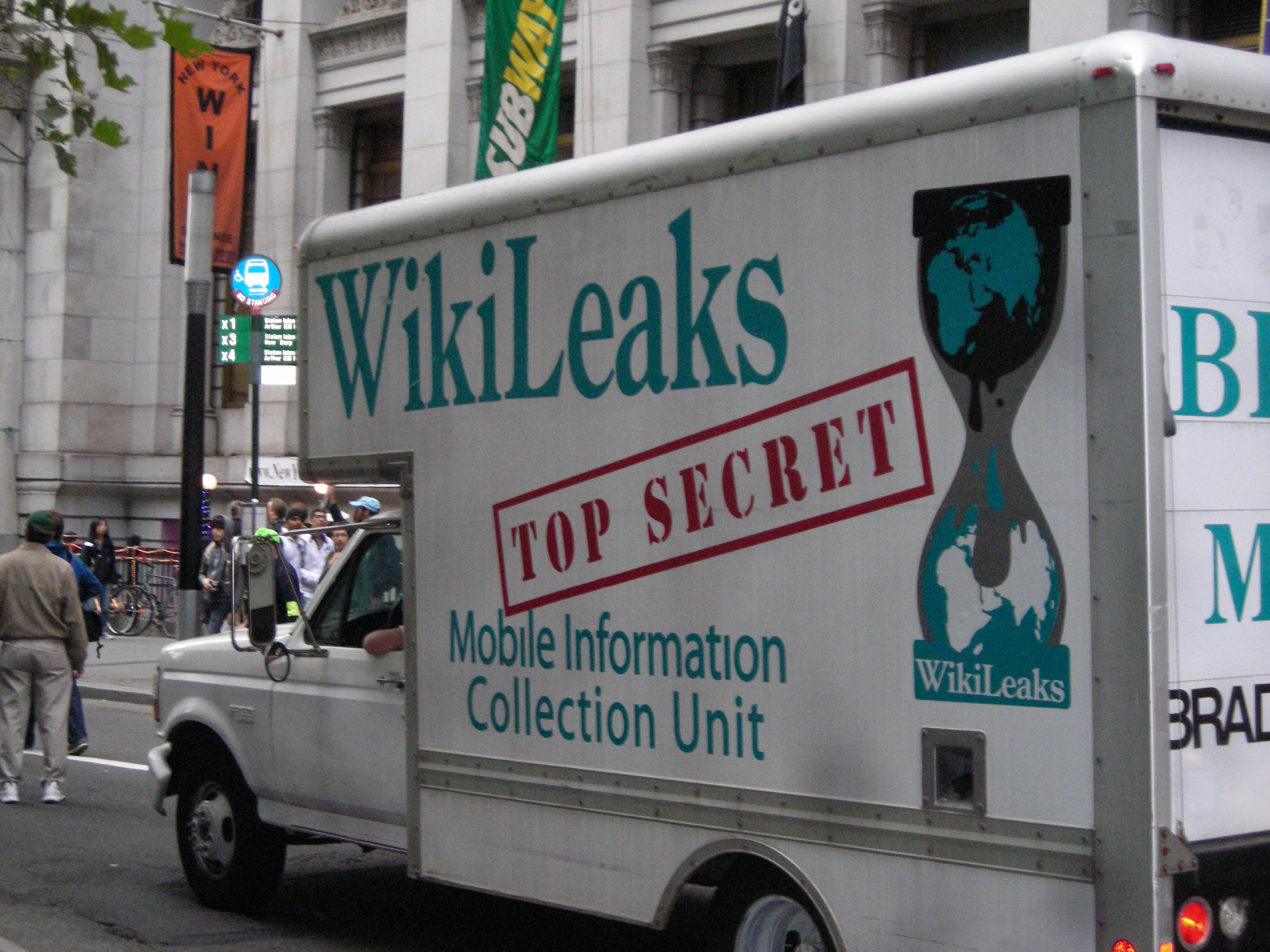 wikileaks released sensitive data on innocent people wikileaks