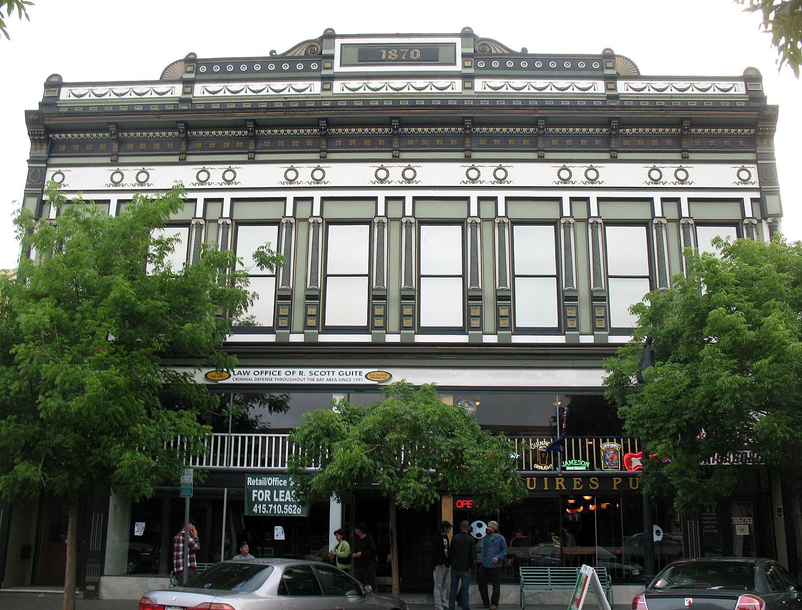 Old Petaluma Opera House - Wikipedia