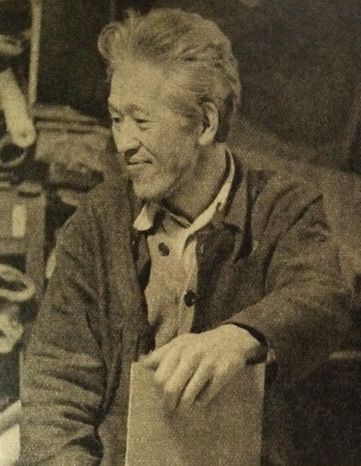 Image of Koshiro Onchi from Wikidata