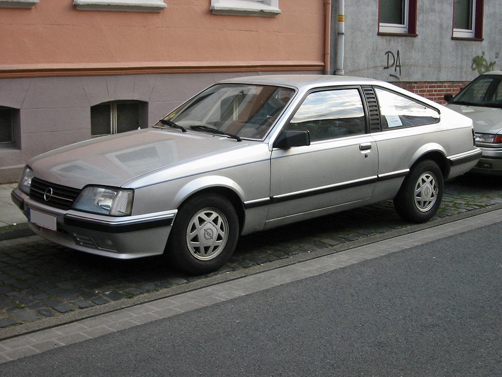 Opel Monza Wikipedia