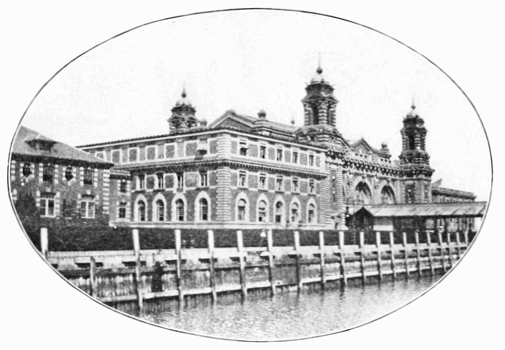 Health Officers Ellis Island