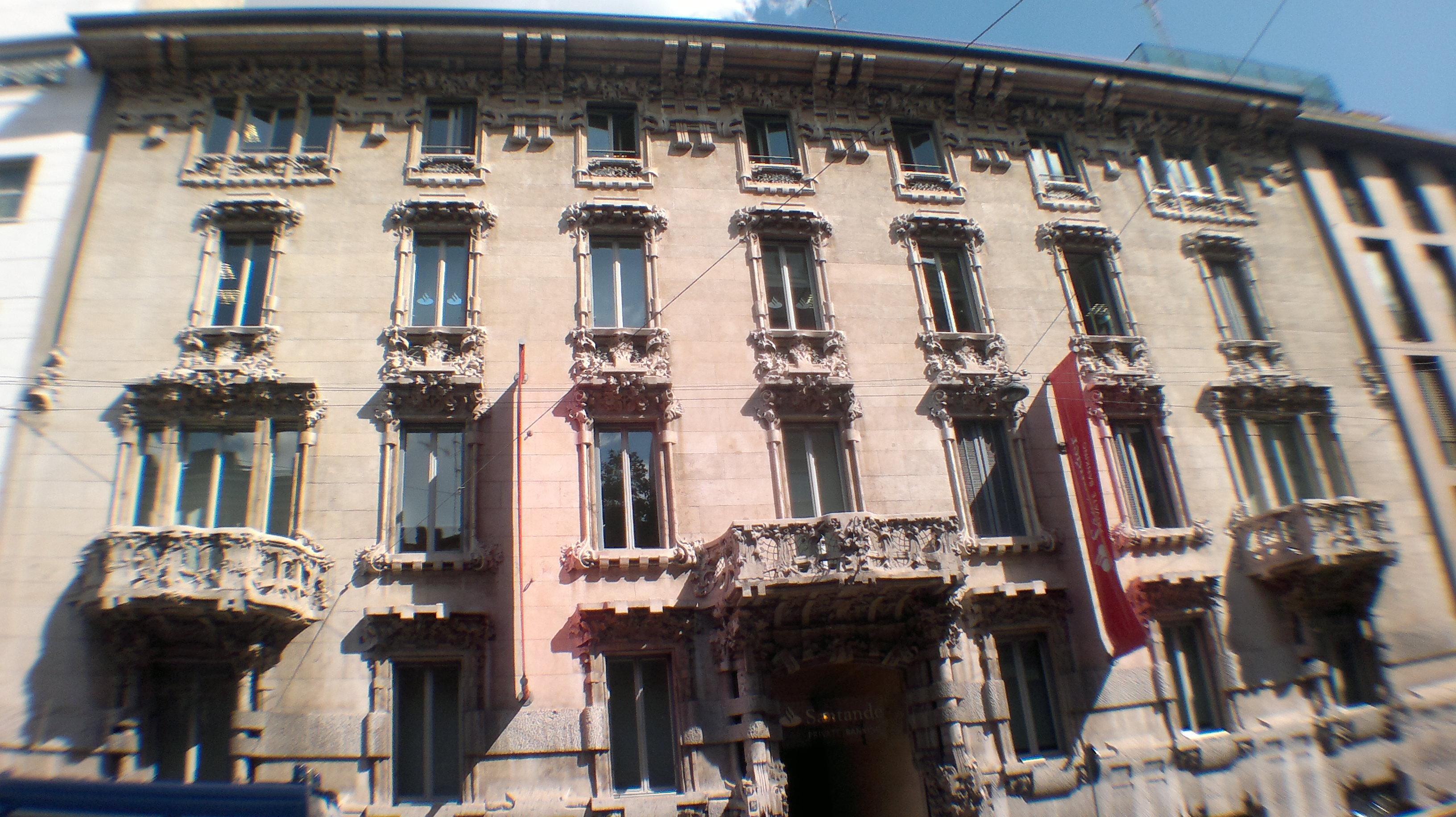 File palazzo baratti in via senato 28 for Senato wikipedia