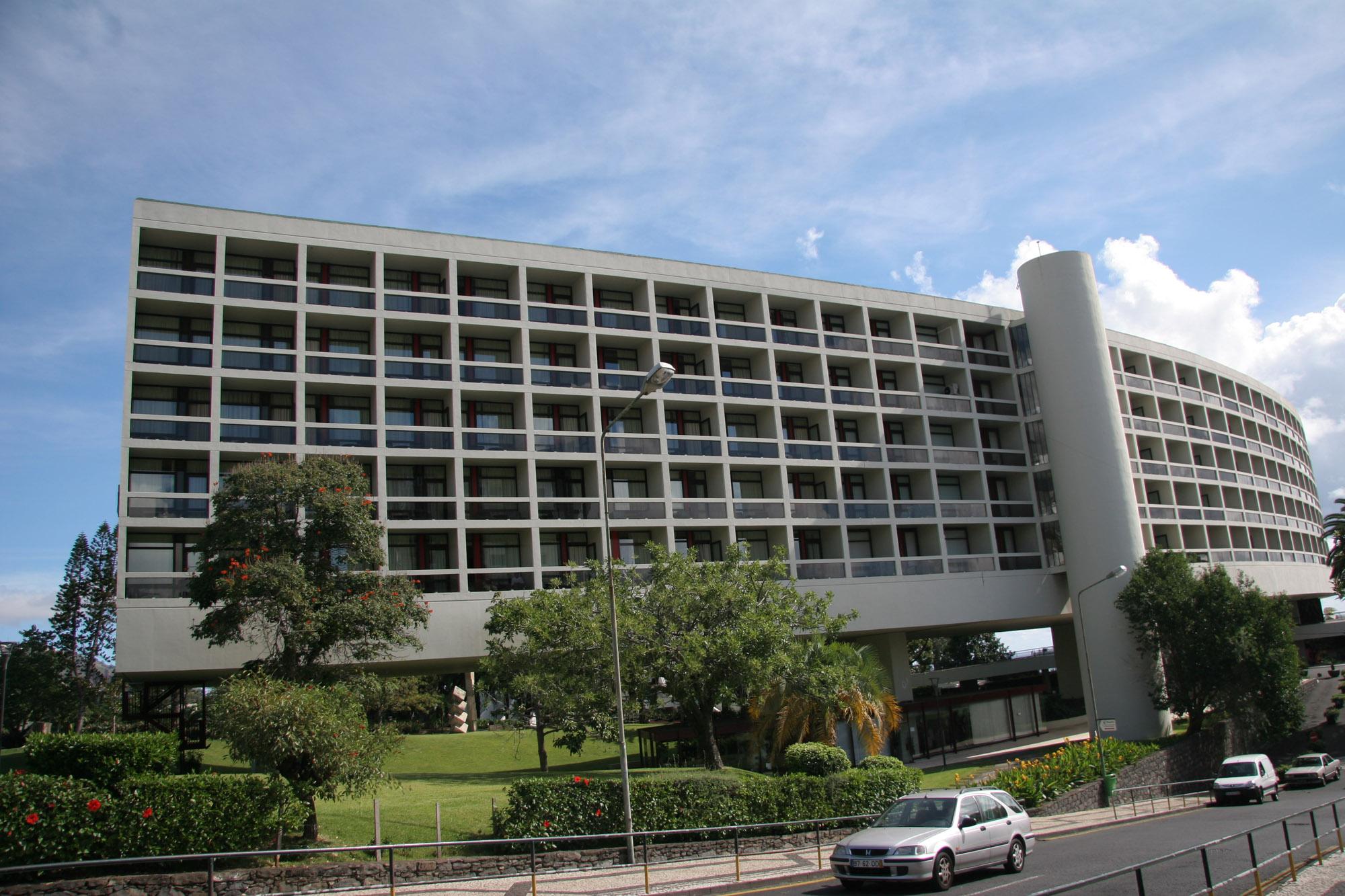 pestana casino park hotel madere