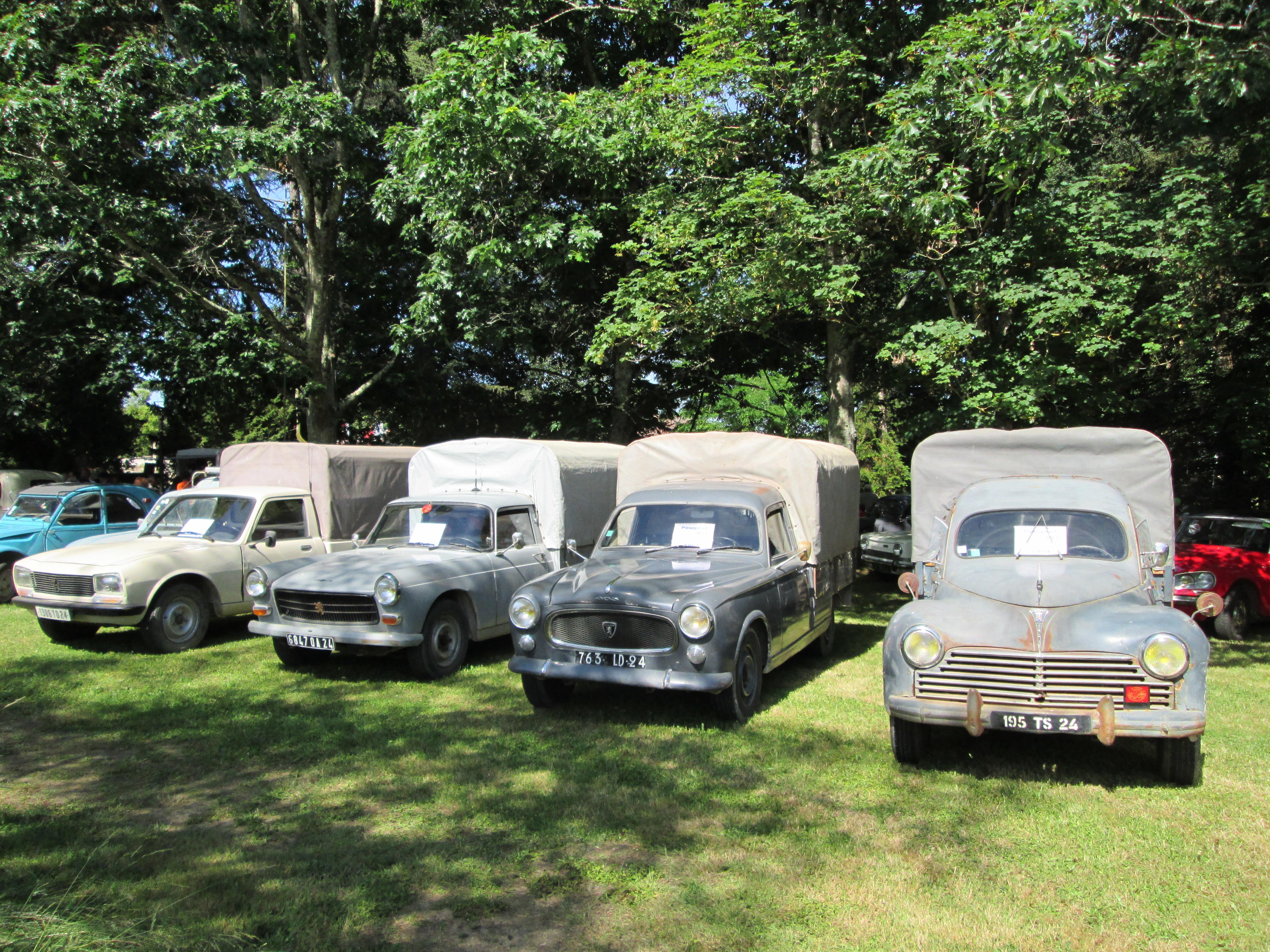 File Peugeot Pickup 504 404 403 Et 203 Jpg Wikimedia Commons