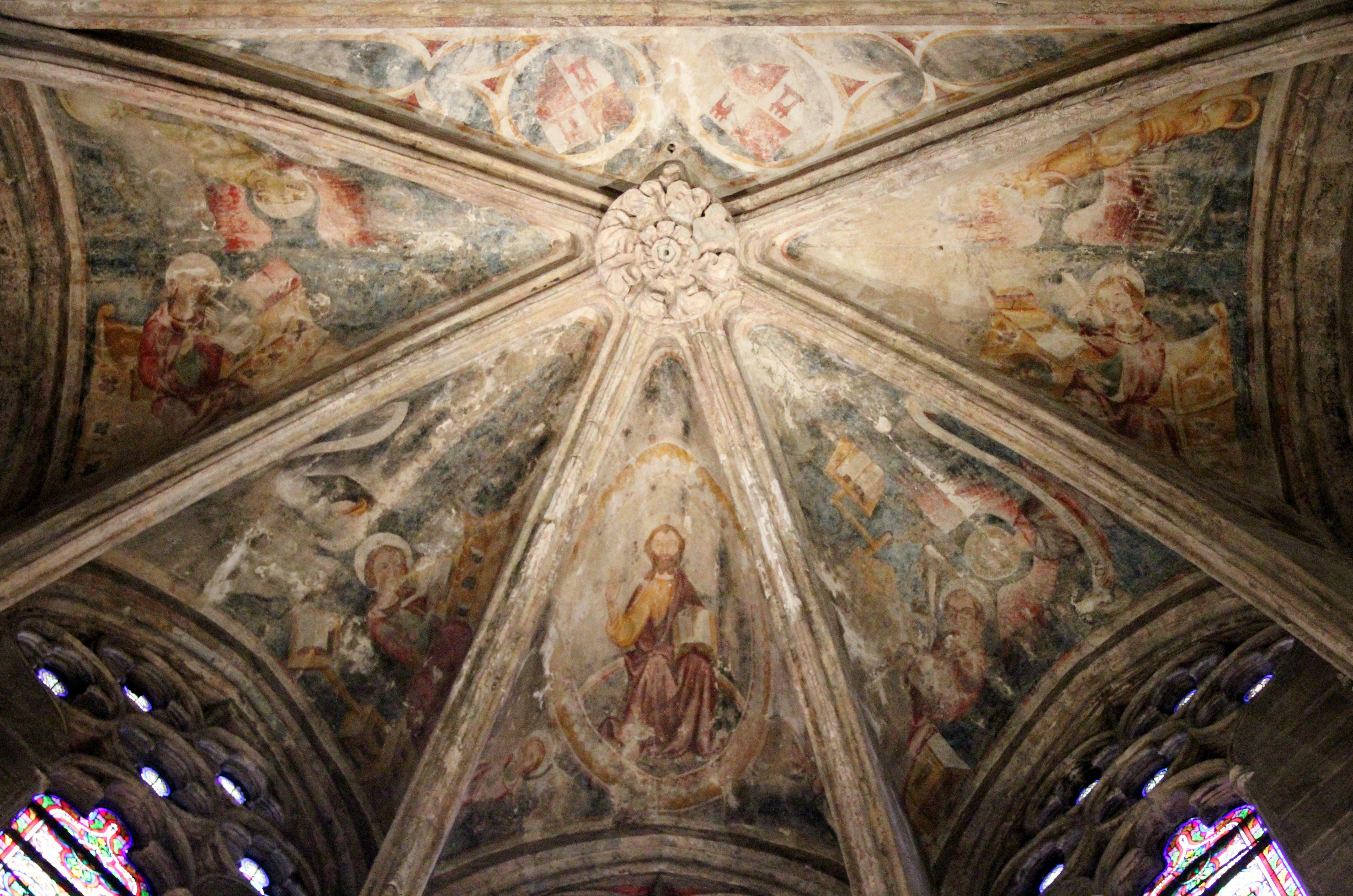 Fichier plafond d 39 une chapelle de la cath - Plafond de la chapelle sixtine description ...