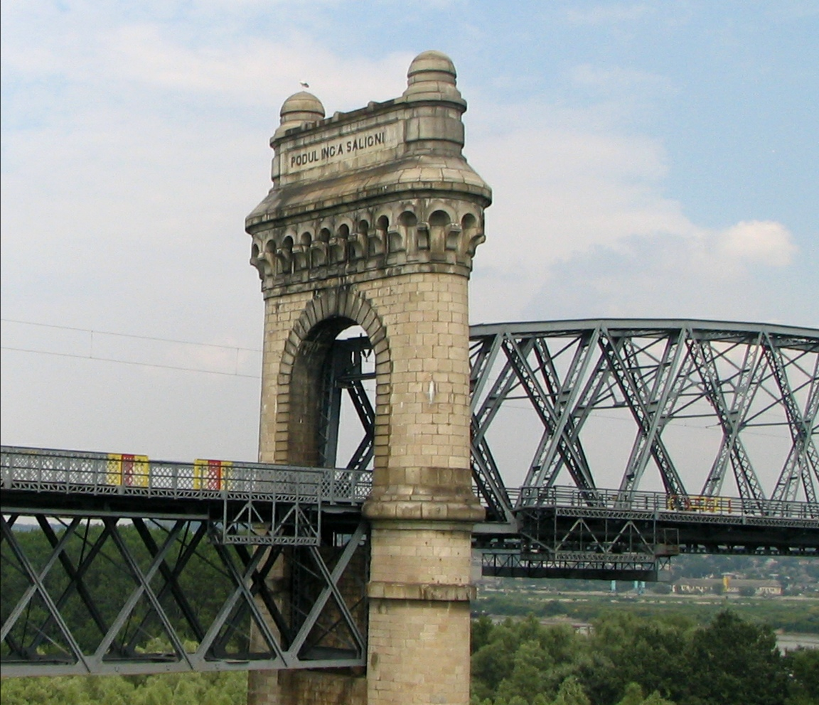 Cernavoda bridge