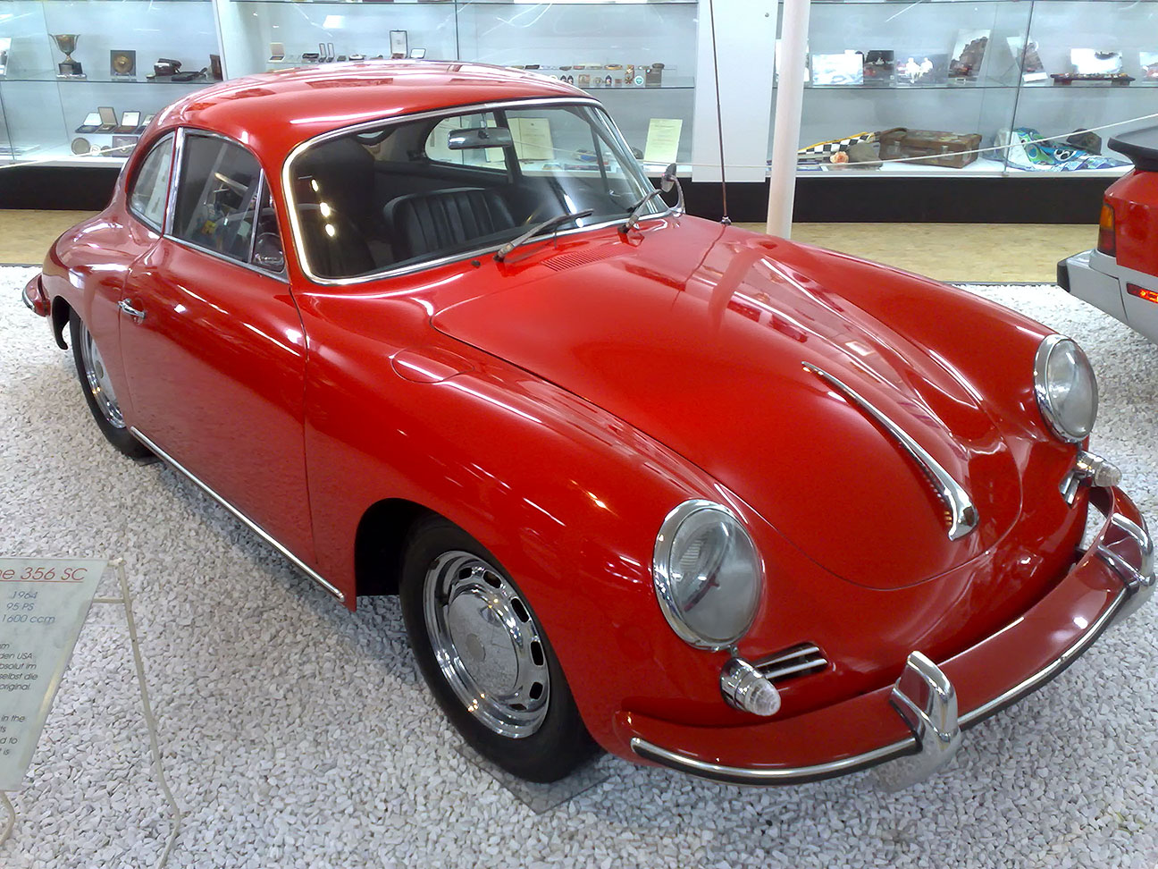 File Porsche 356 Sc 1964 Jpg Wikimedia Commons
