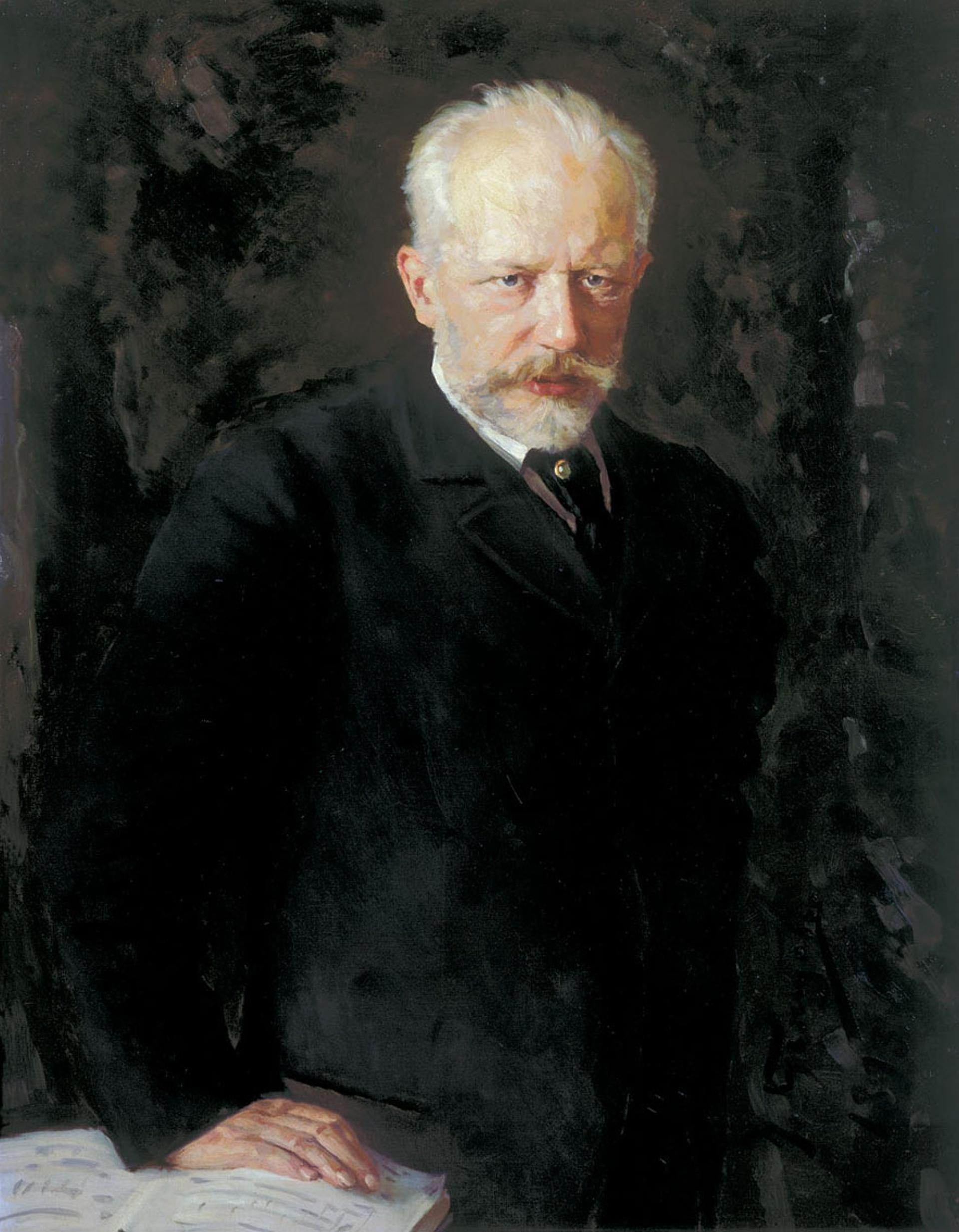 Pjotr Iljitsch Tschaikowski – Wikipedia