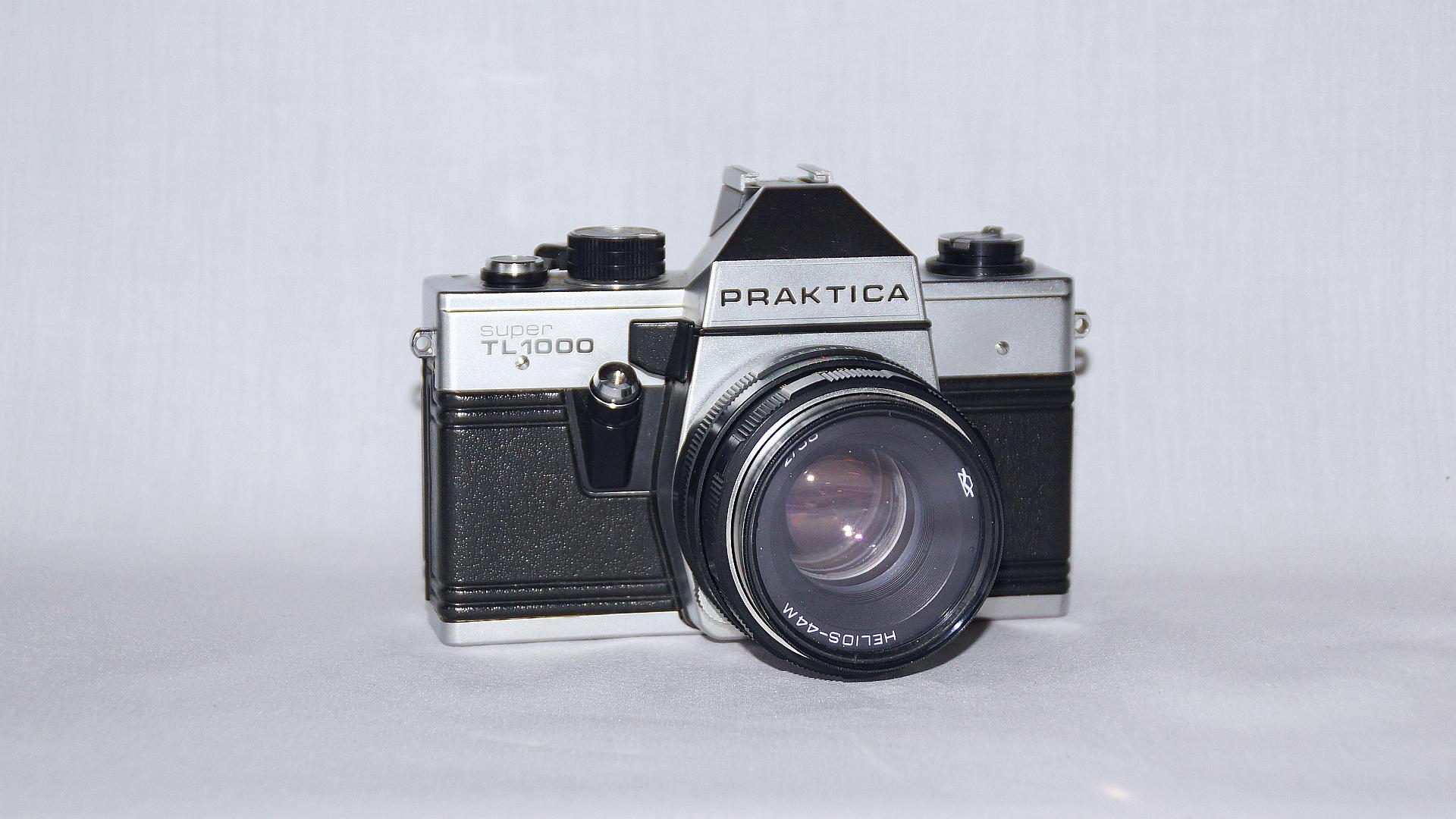 Praktica super tl kamera pentacon made in ddr eur