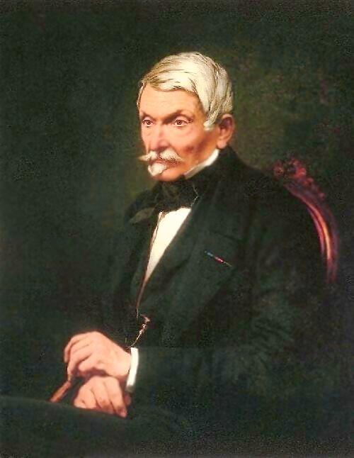 Portrait by [[Aleksander Raczyński]]