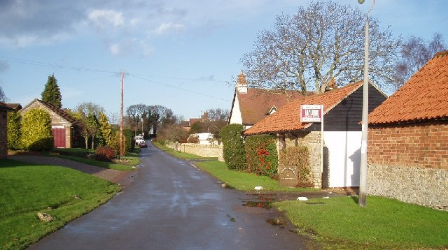 Radwell village - geograph.org.uk - 86503