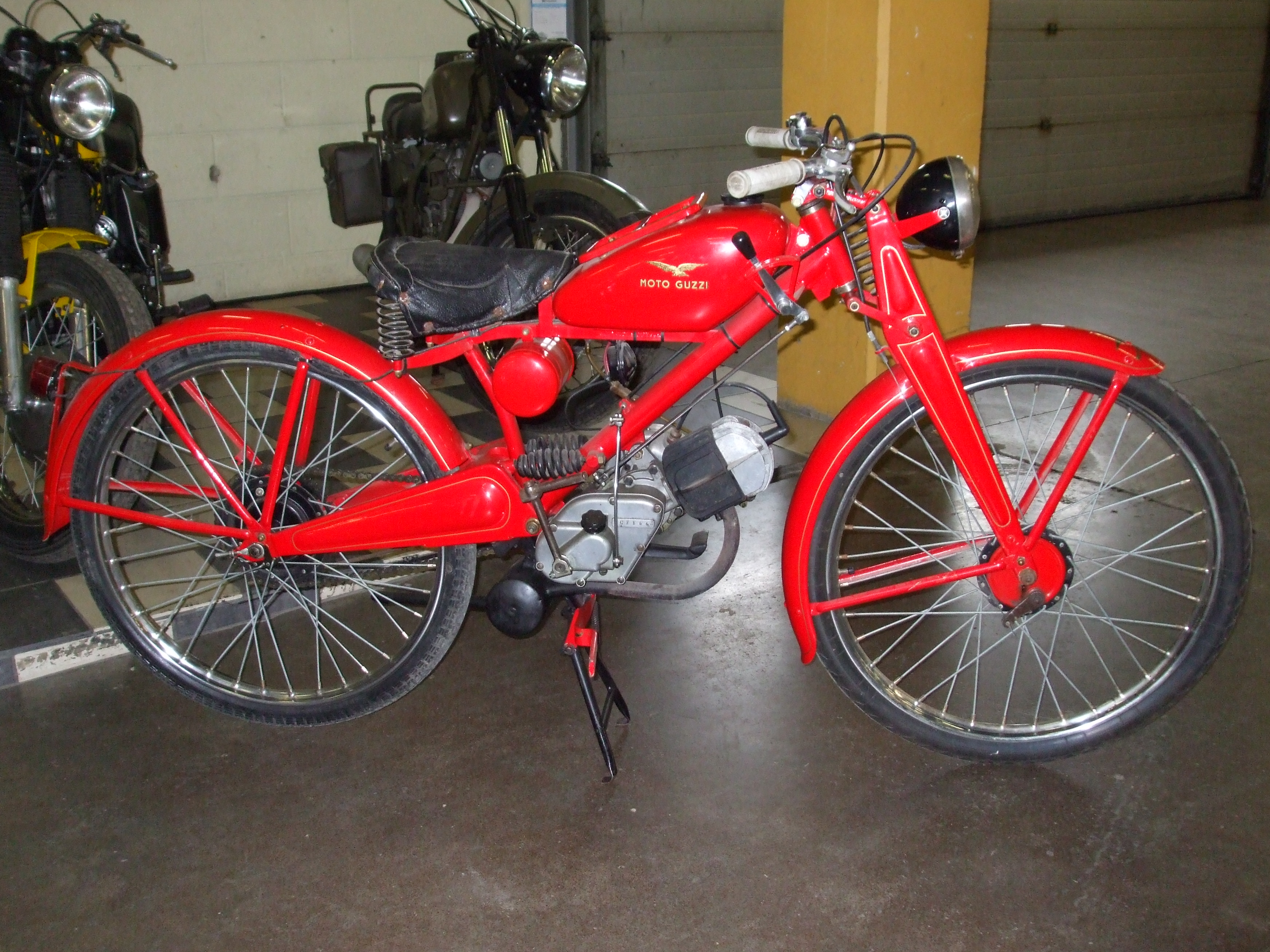 Moto Guzzi Cc Falcone