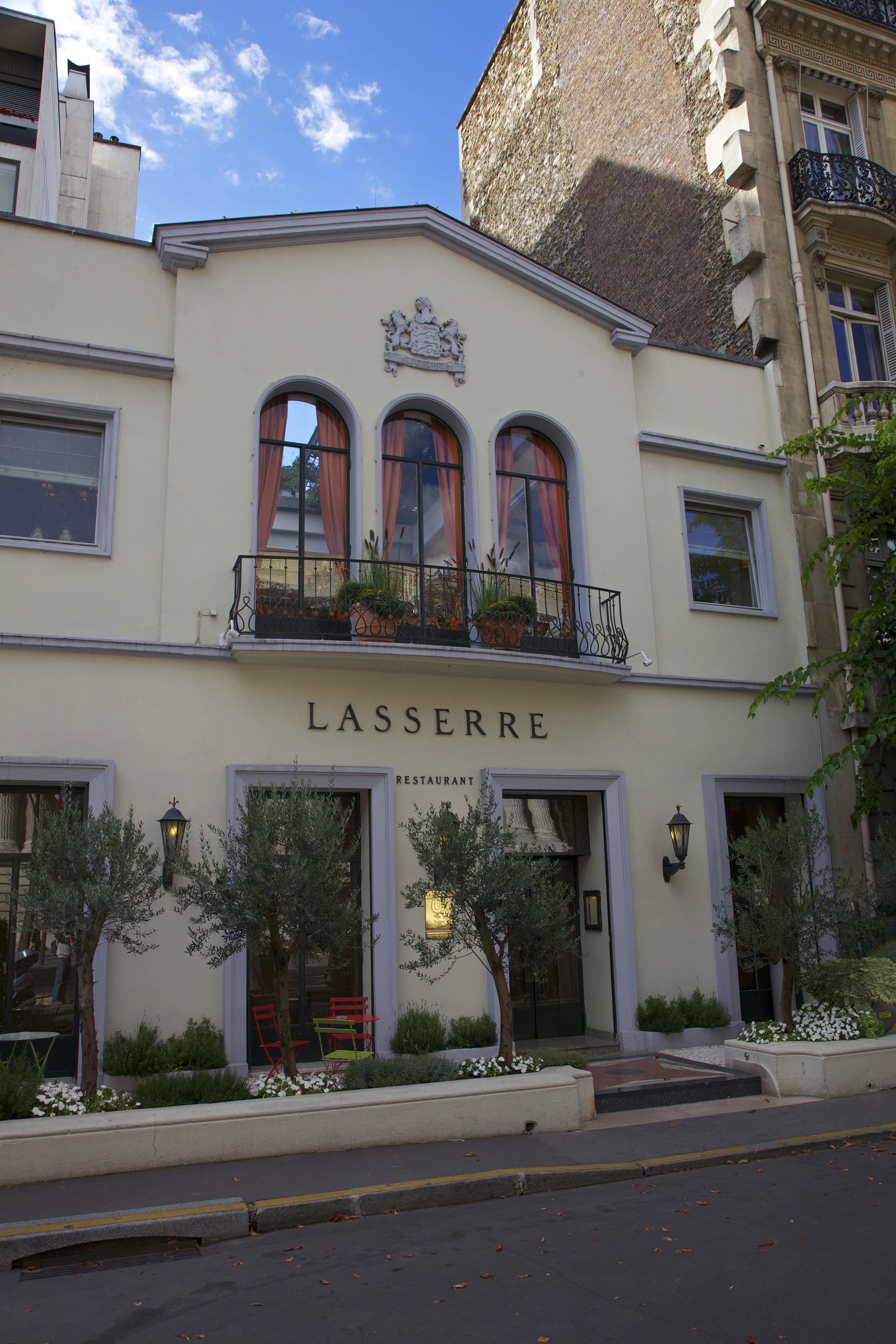 Restaurant Paris 8ème Le Clarence 31, avenue …