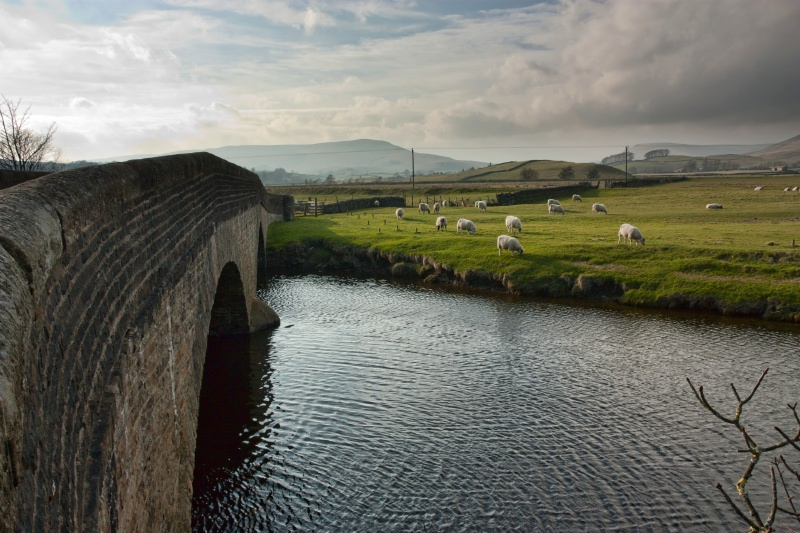 River Ure,Hawes,yorkshire dales - panoramio