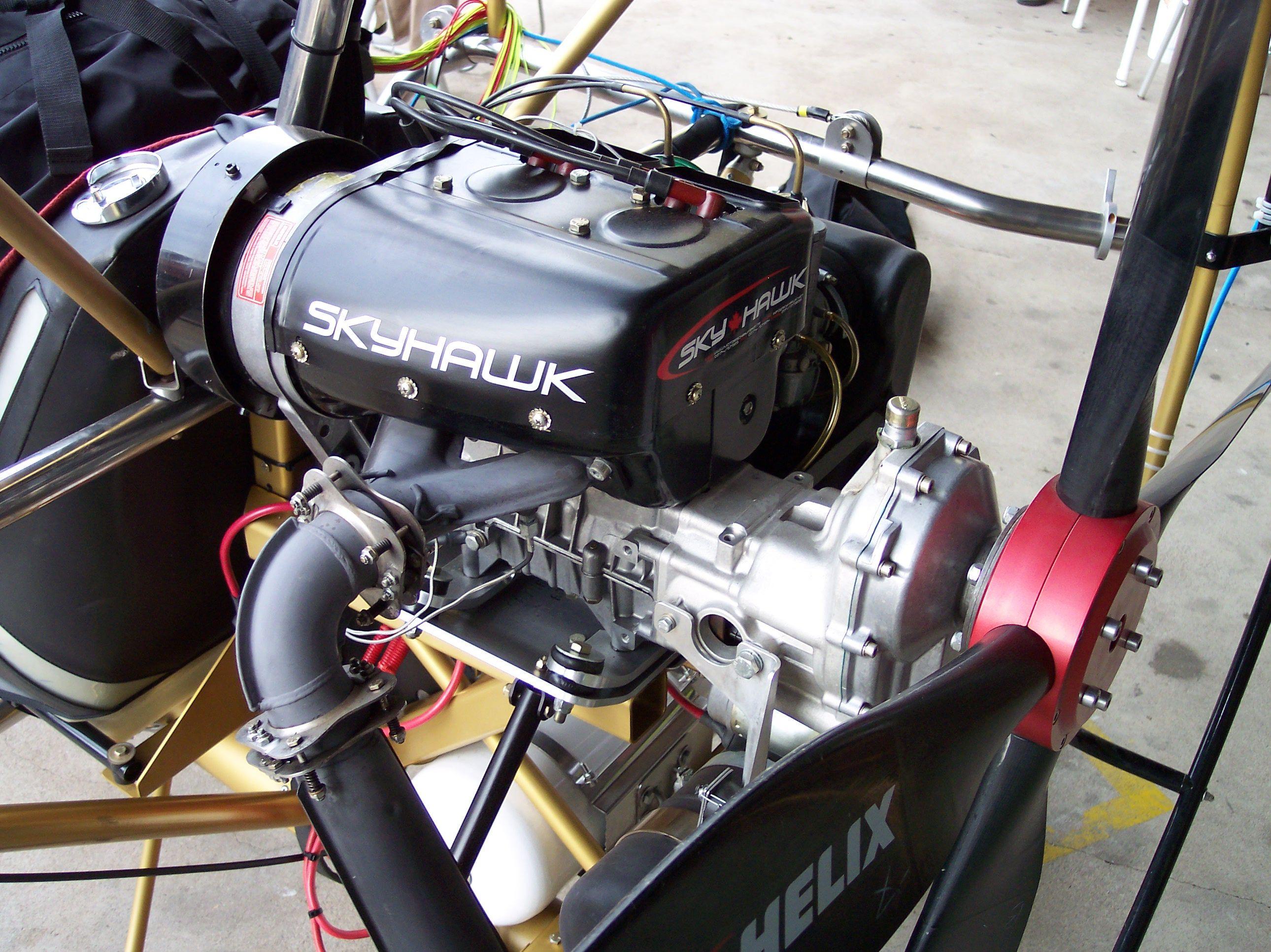 Rotax 582