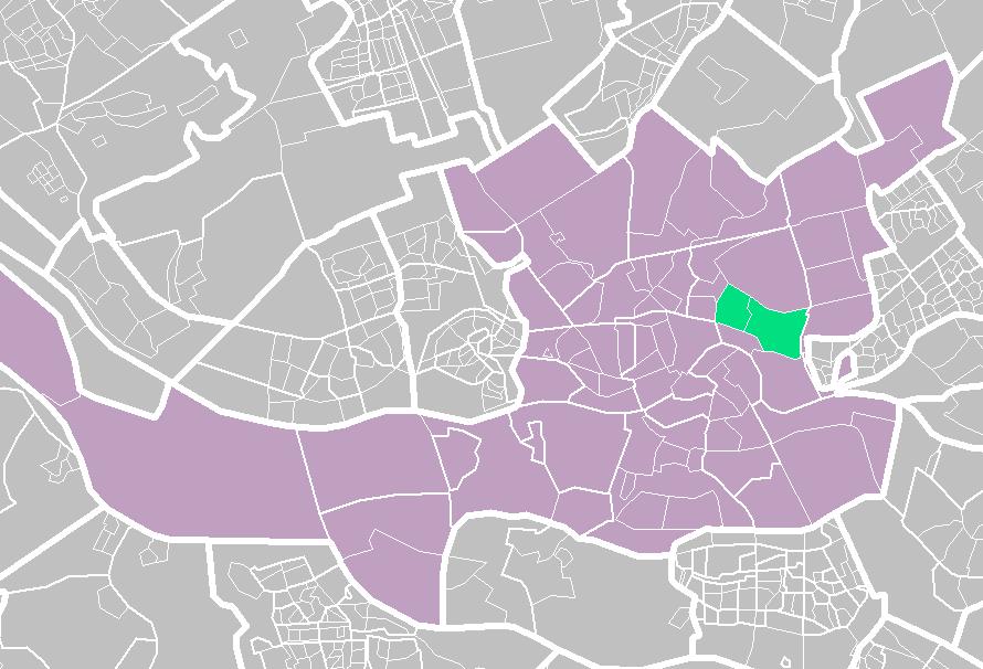 Kralingen wikipedia for Wijk in rotterdam