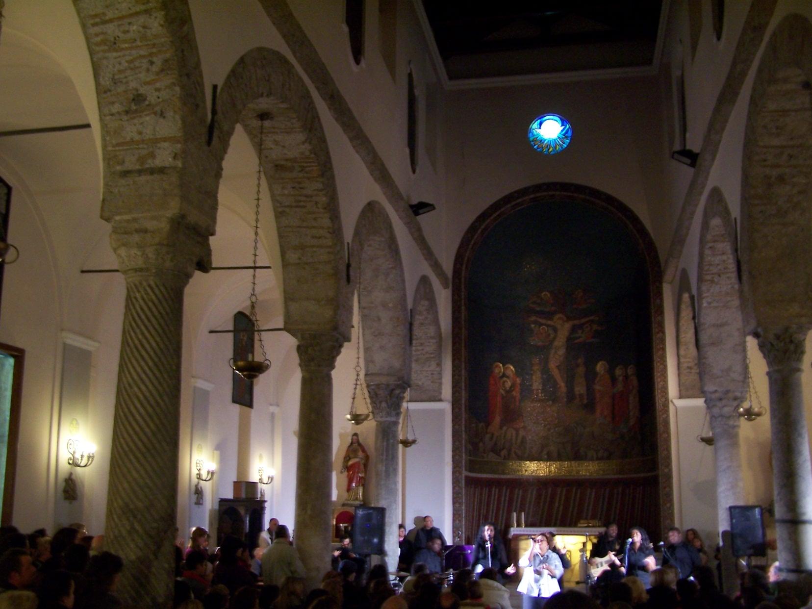 Chiesa Del Santissimo Crocifisso Salerno Wikipedia