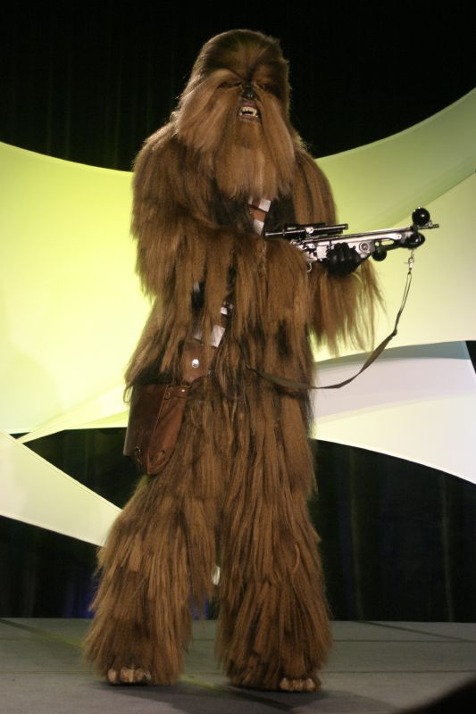 Wookiee Wikipedia Two portions raveled into ponytails. wookiee wikipedia