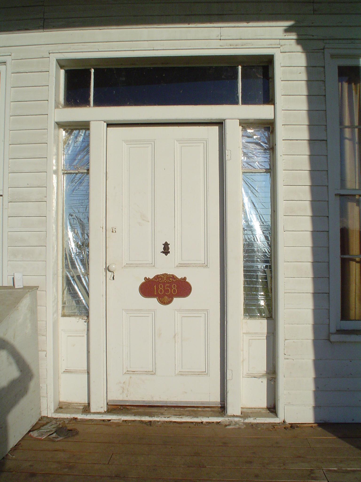 FileSam Brown House door.JPG & File:Sam Brown House door.JPG - Wikimedia Commons pezcame.com