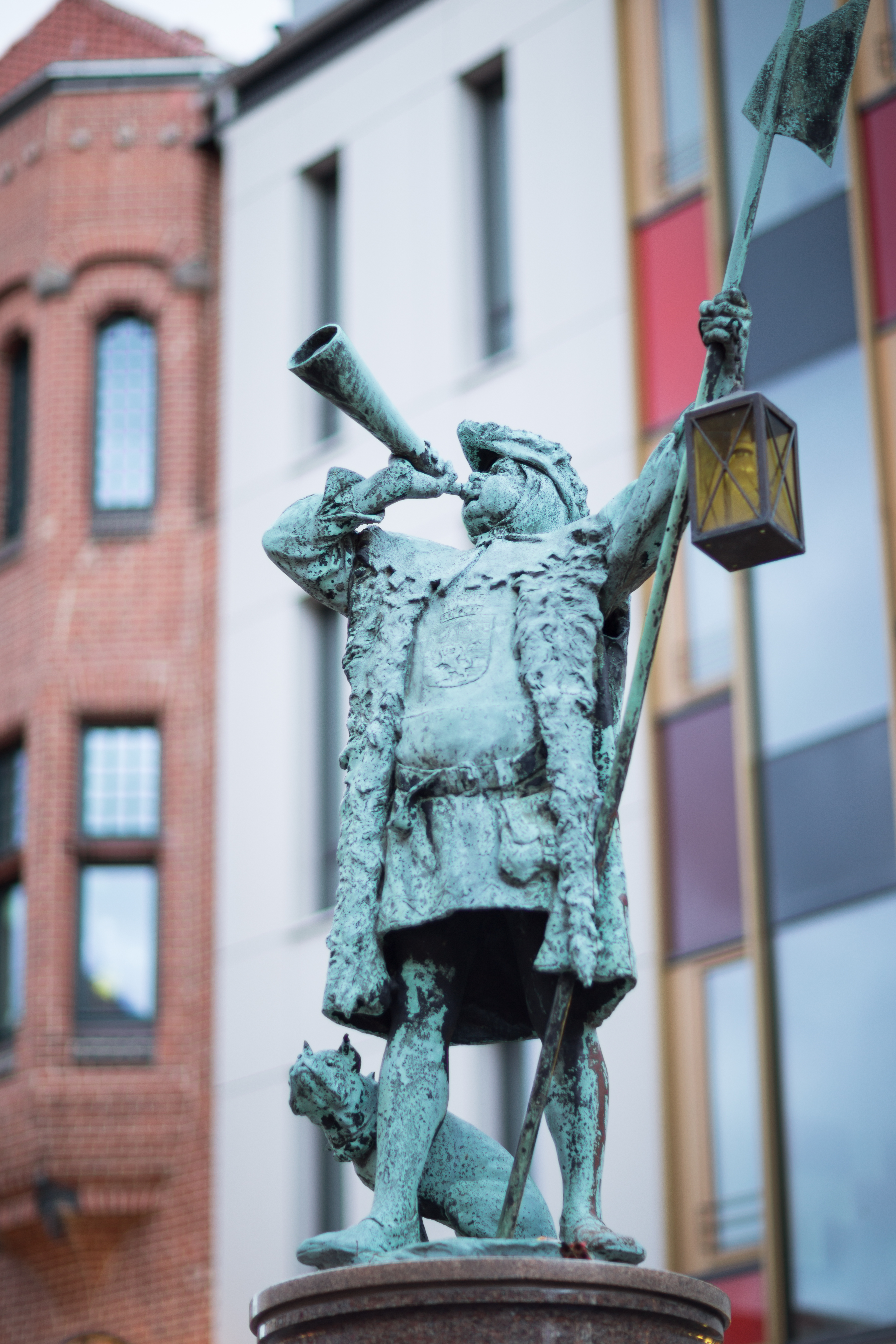Usm Hannover file sculpture nachtwaechter nightwatchman linden mitte hannover