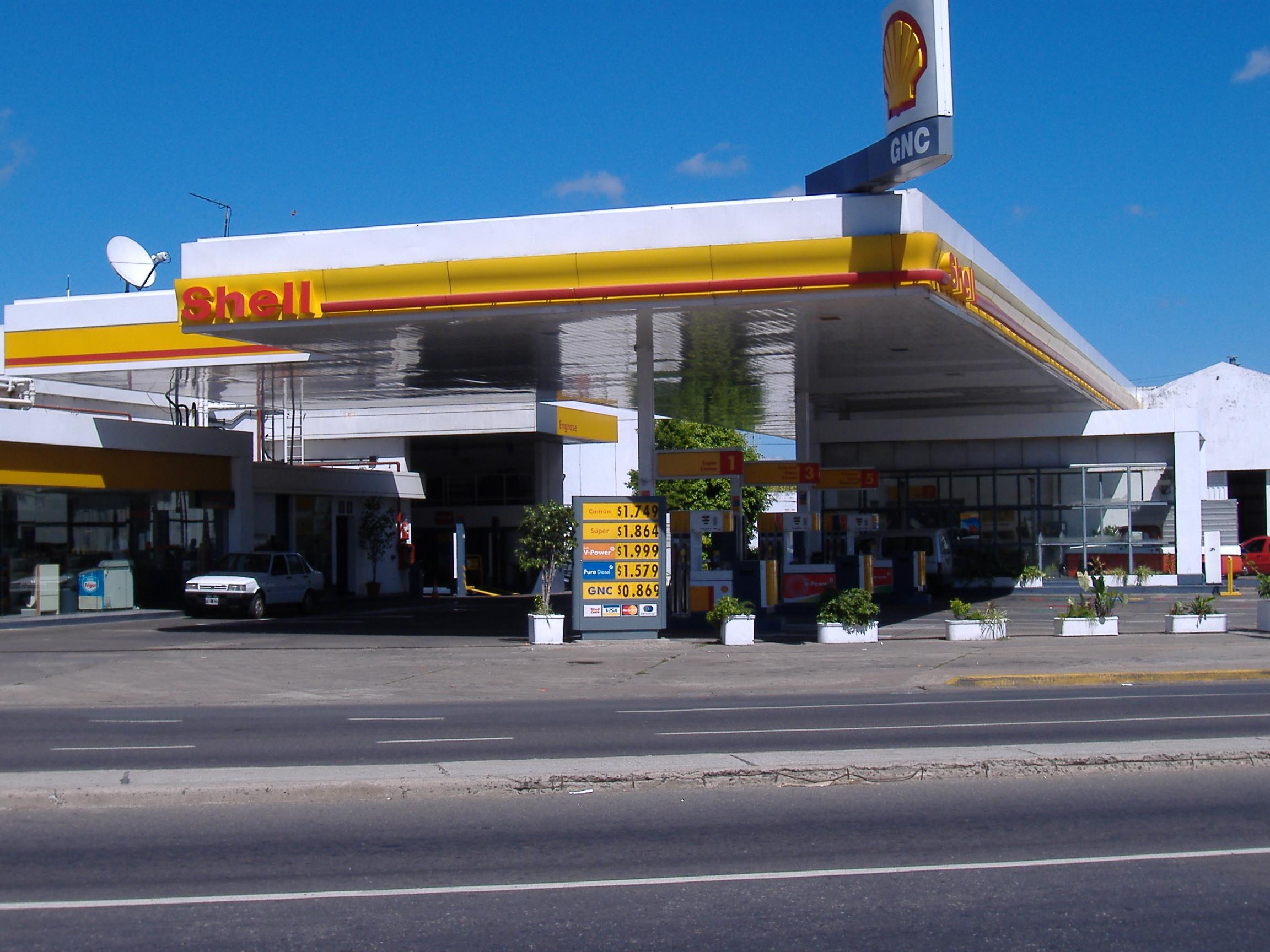 estaciones de servicios argentina: