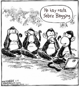 Simios blggeando ReBlog: Attention All Bloggers: Why aren't you on Triberr???
