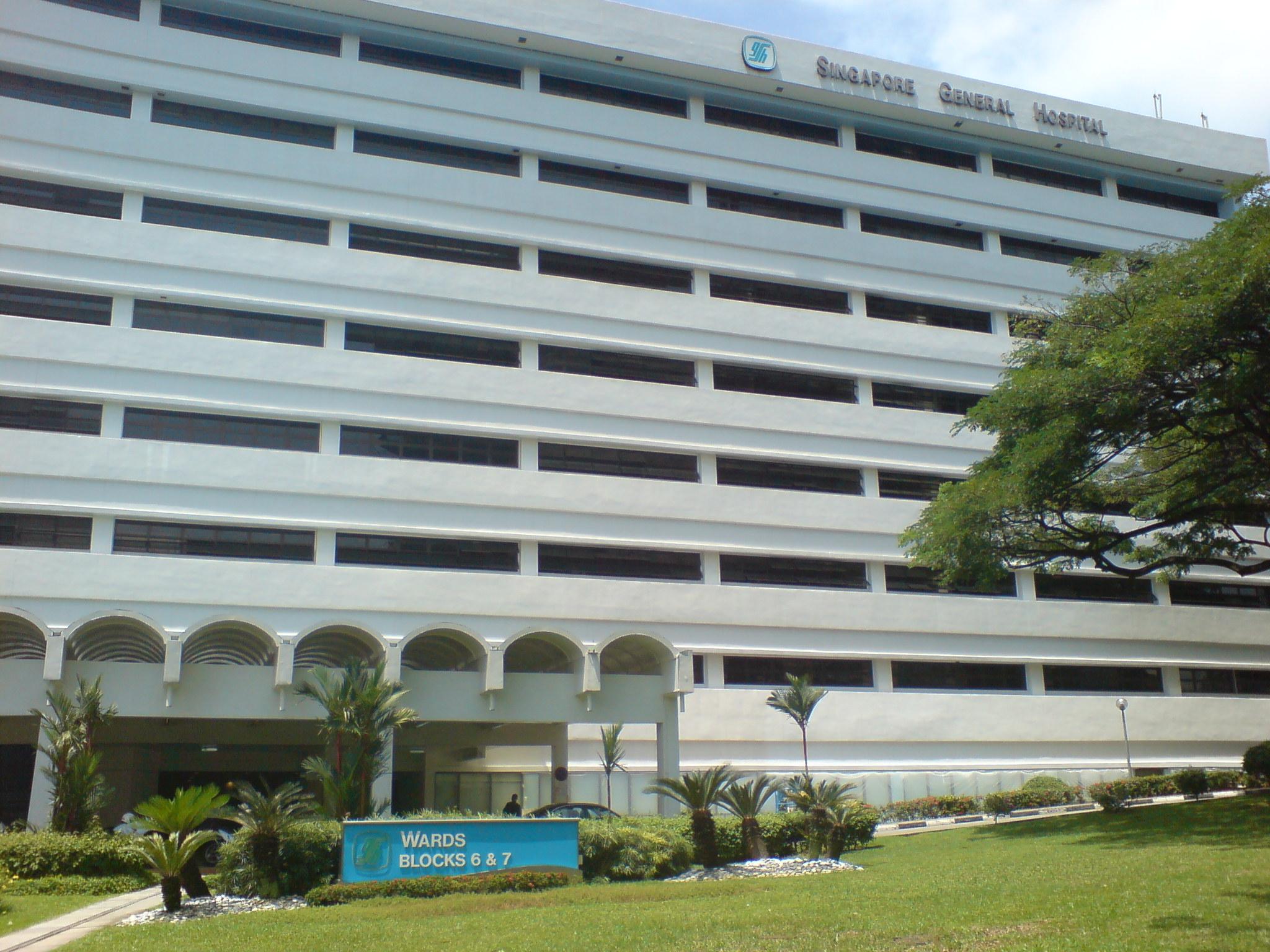 History of Singapore General Hospital - Wikipedia