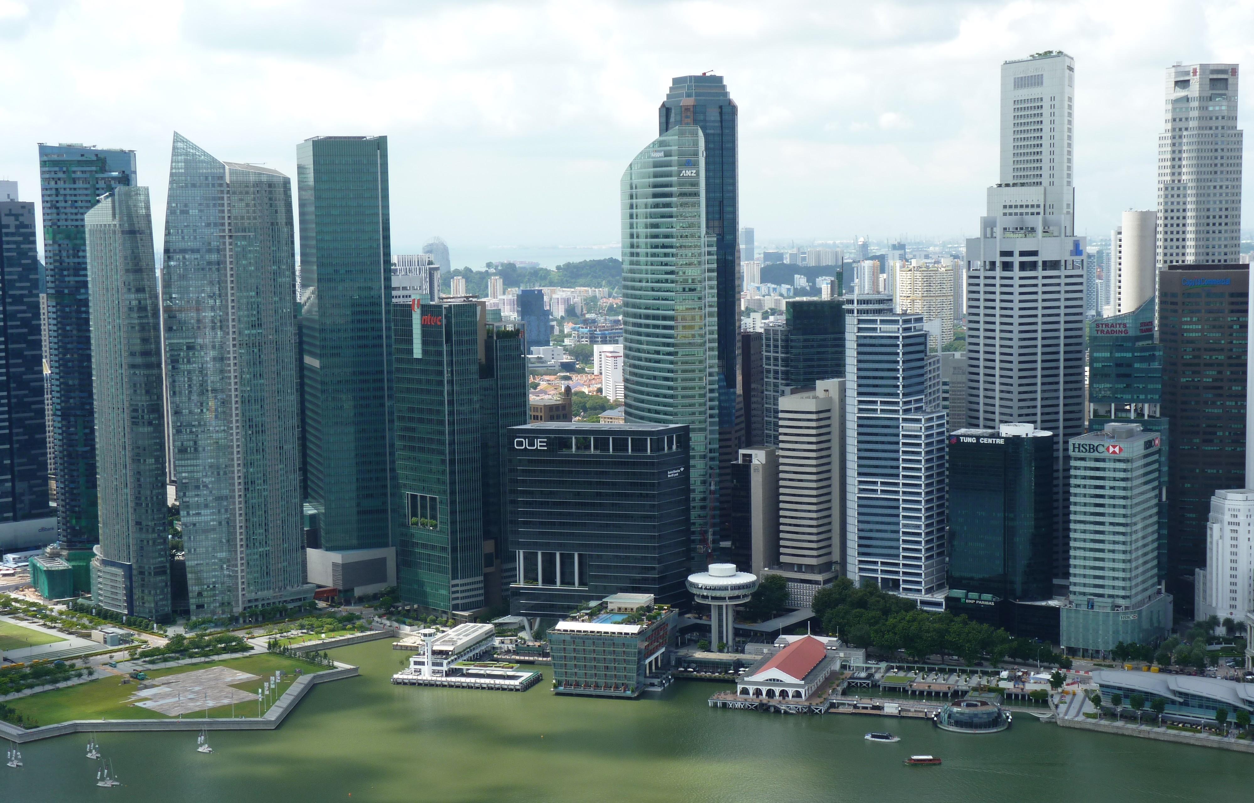 Úti célok 2015-re: Szingapúr